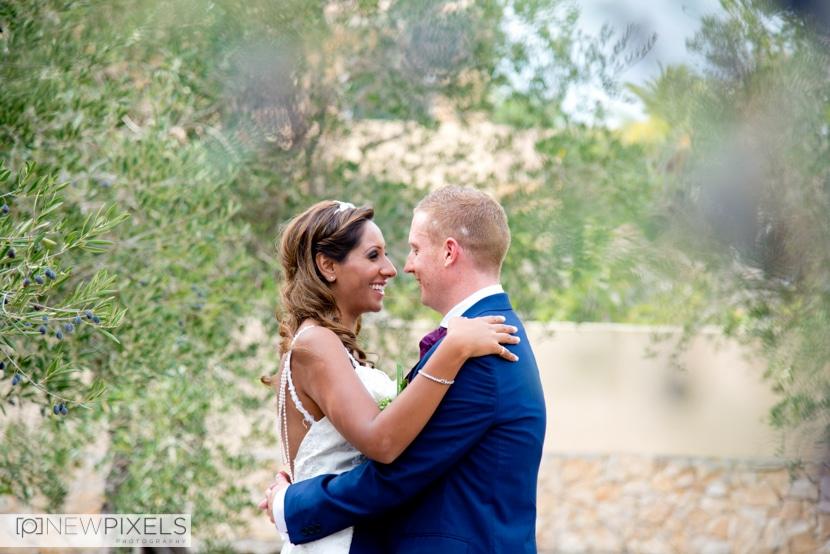 Destination Wedding Couple Shots - New Pixels Photography