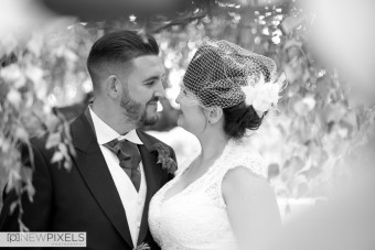 A wedding at Forty Hall Enfield