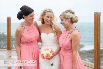 Wedding Photography at Westward ho!
