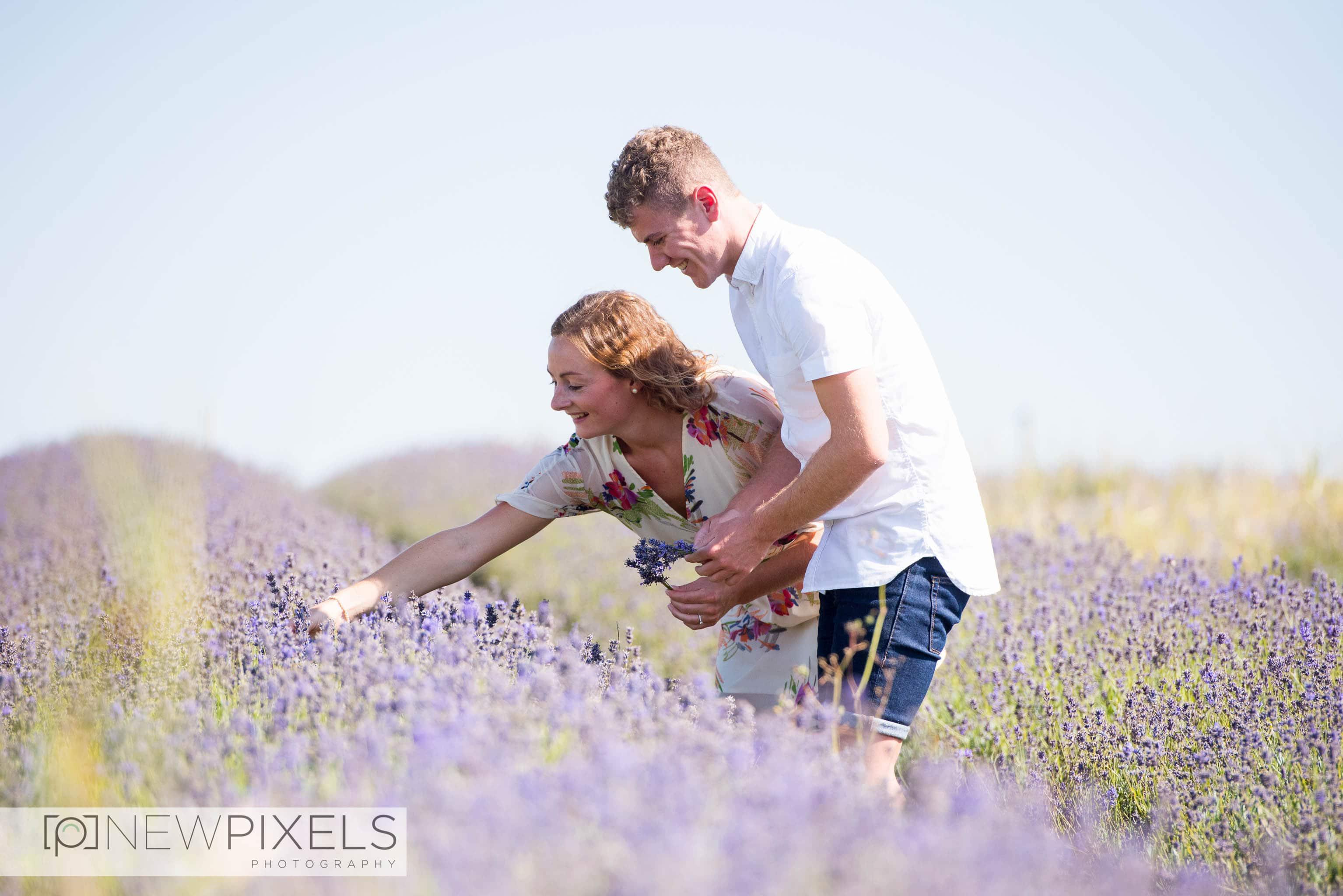 Lavender_Field_Engagement_Shoot-17