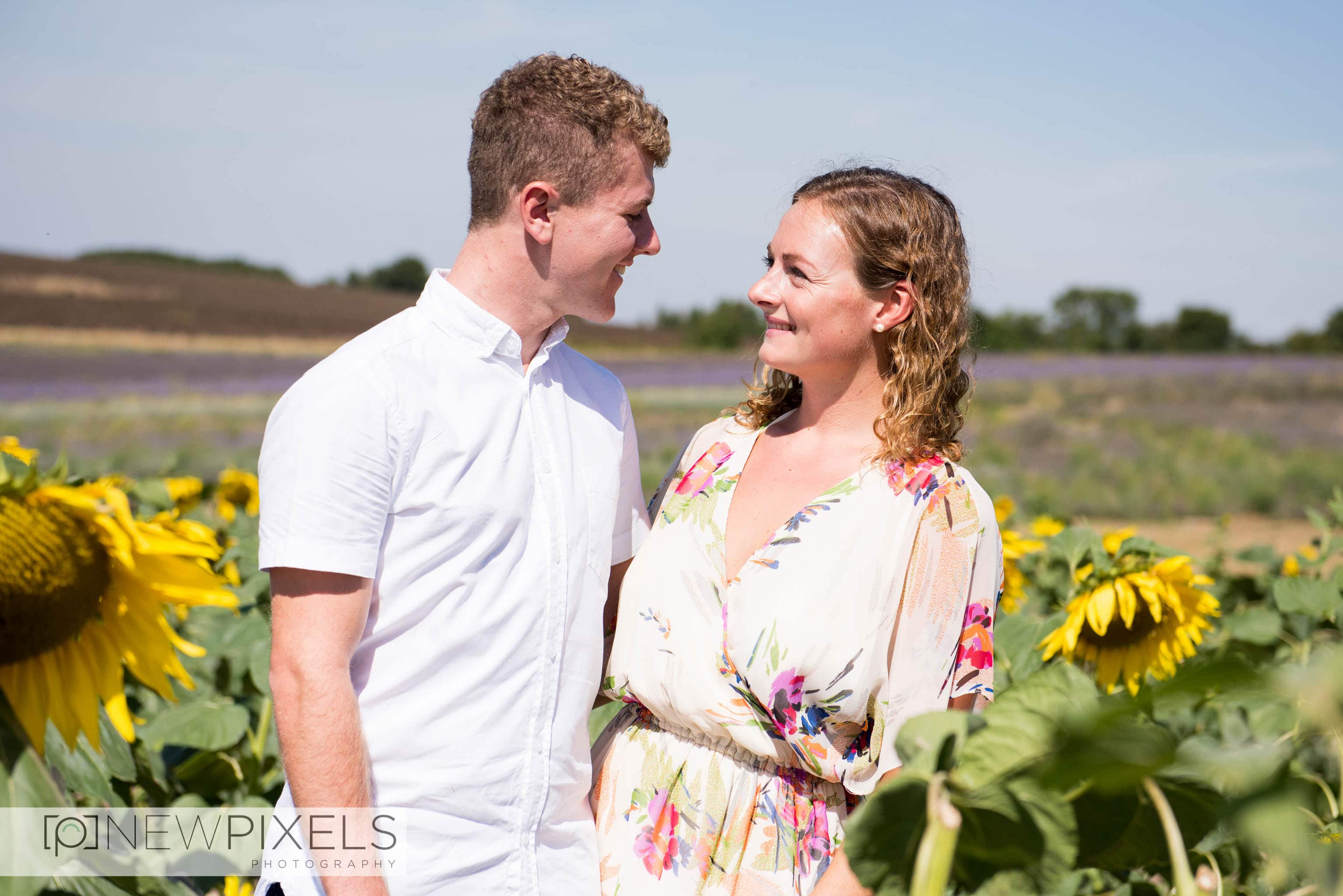 Lavender_Field_Engagement_Shoot-24