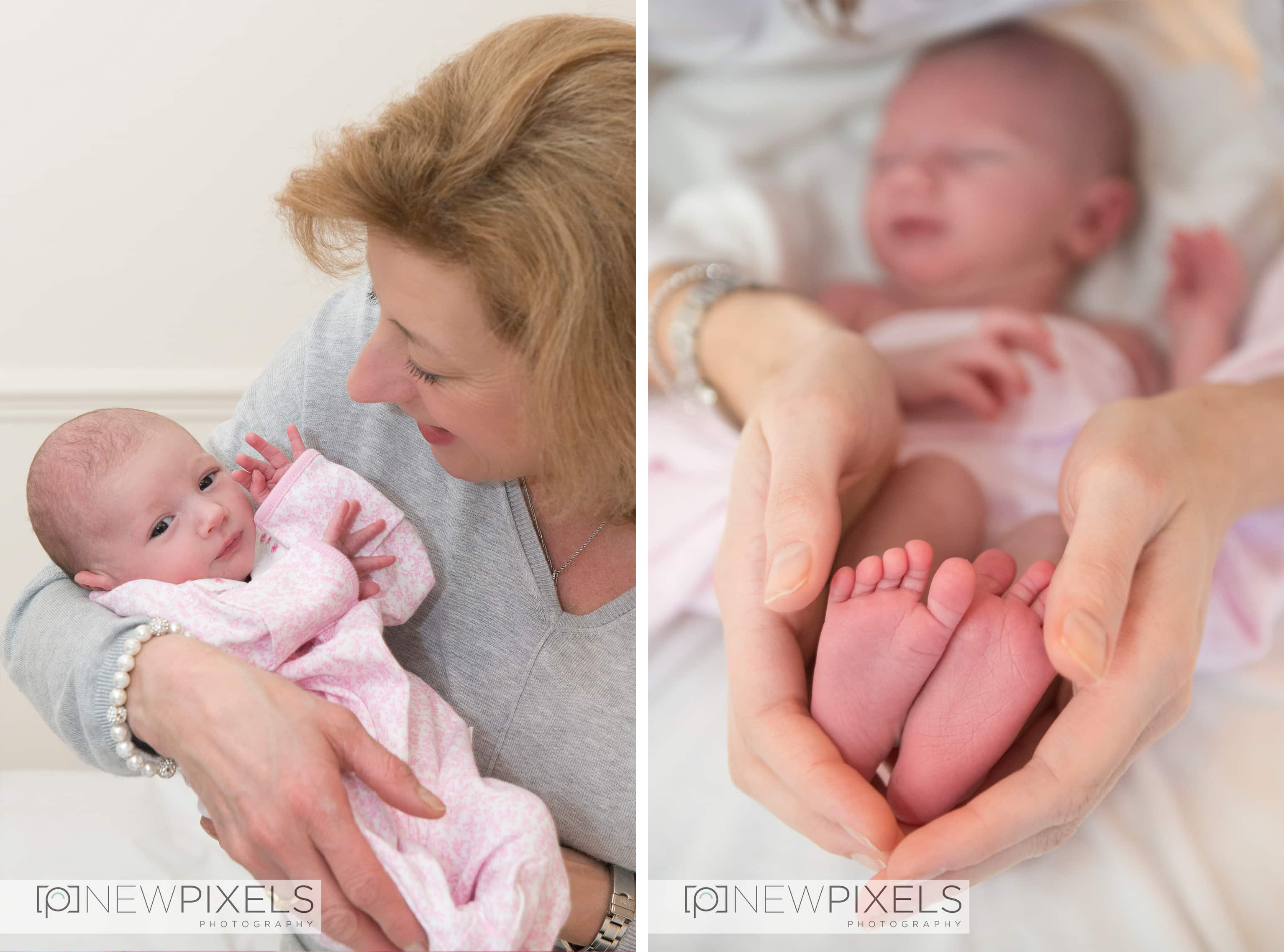 baby photography in Barnet