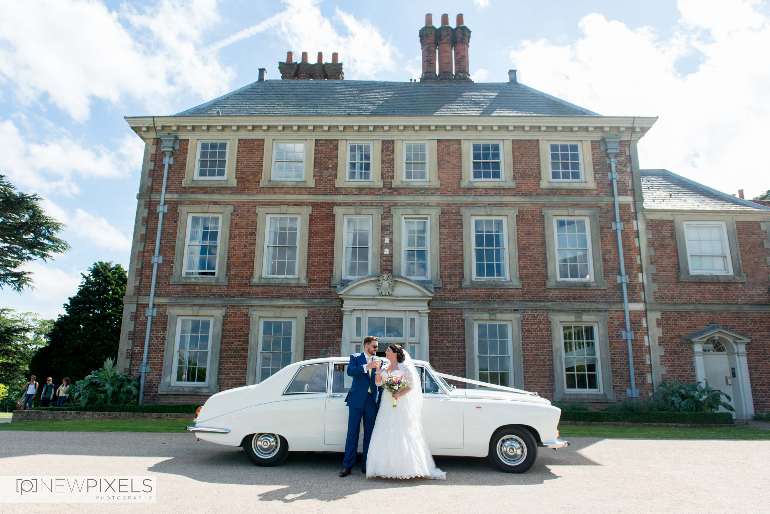 Forty Hall Wedding Photography- New Pixels-43