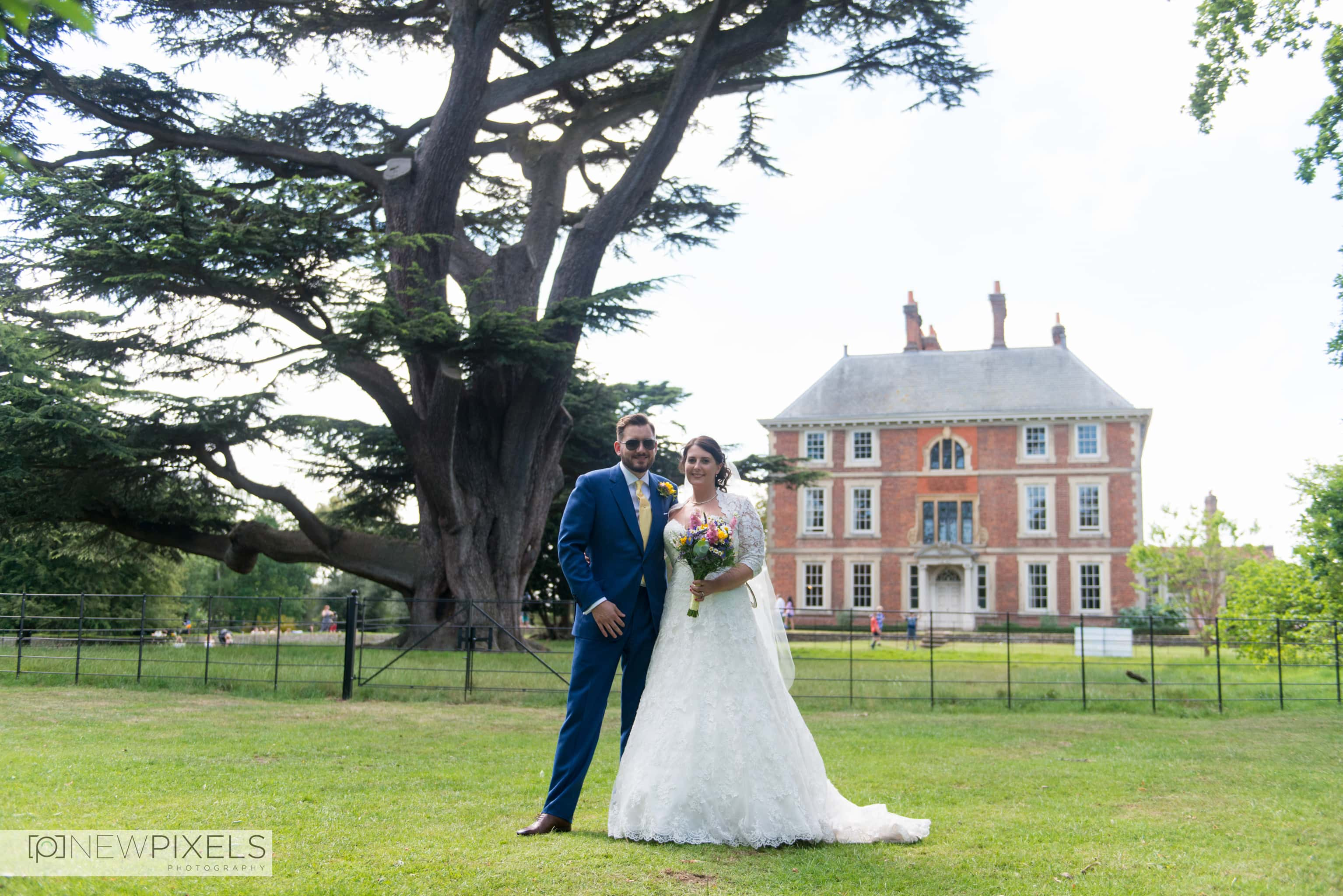 Forty Hall Wedding Photography- New Pixels-46