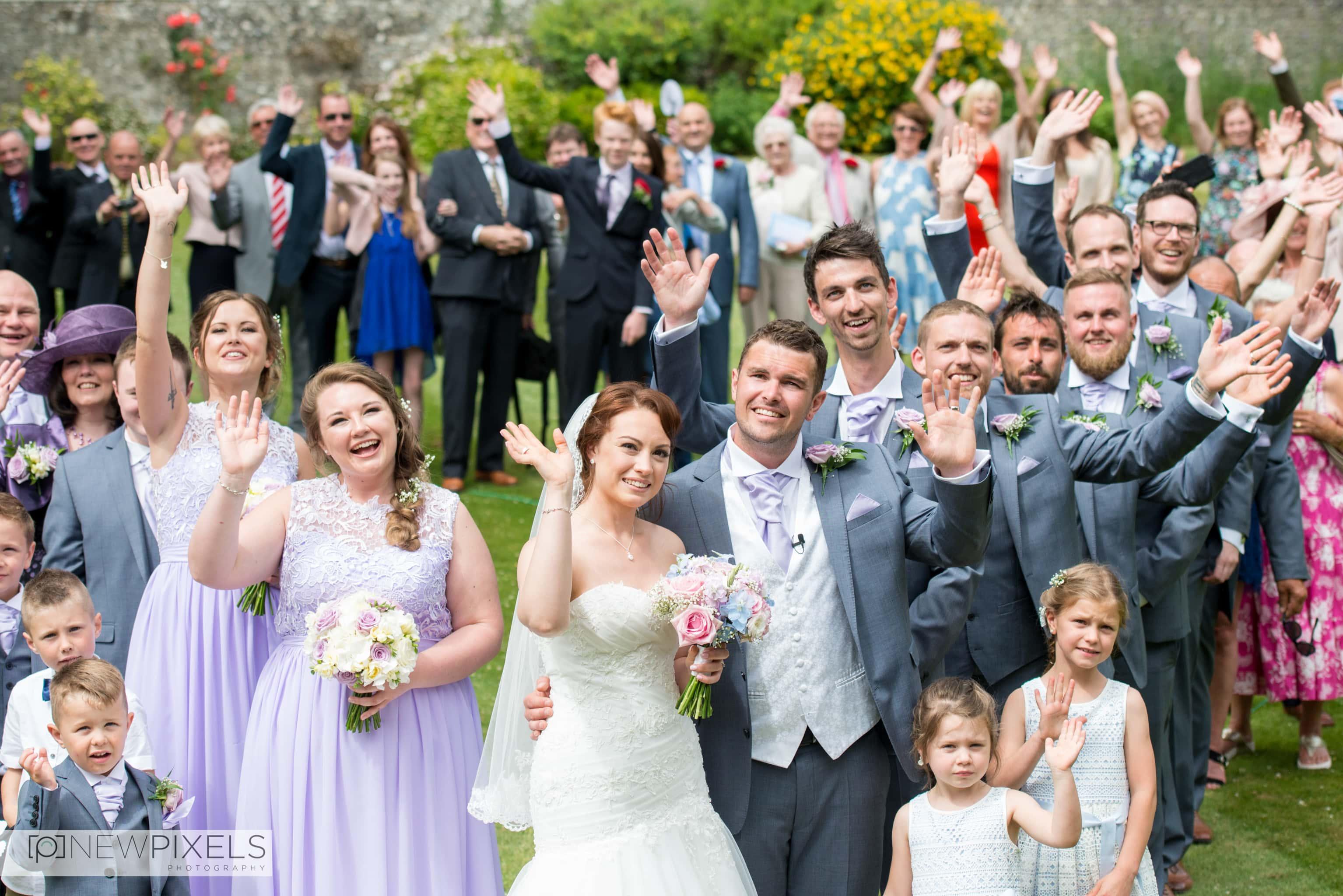 Natural Wedding Photography Hertfordshire-38