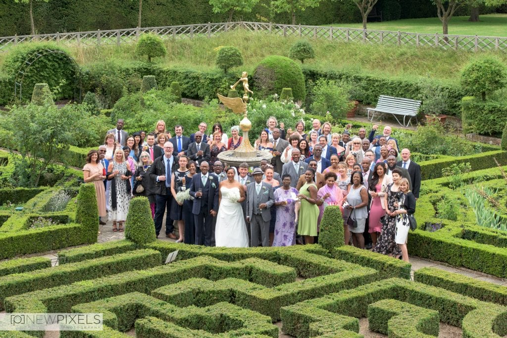 Hatfield House Wedding Photographer-13