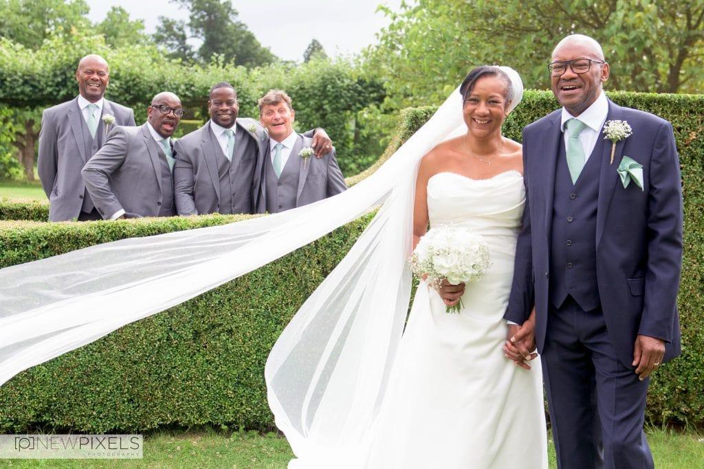 Hatfield House Wedding Photographer-16