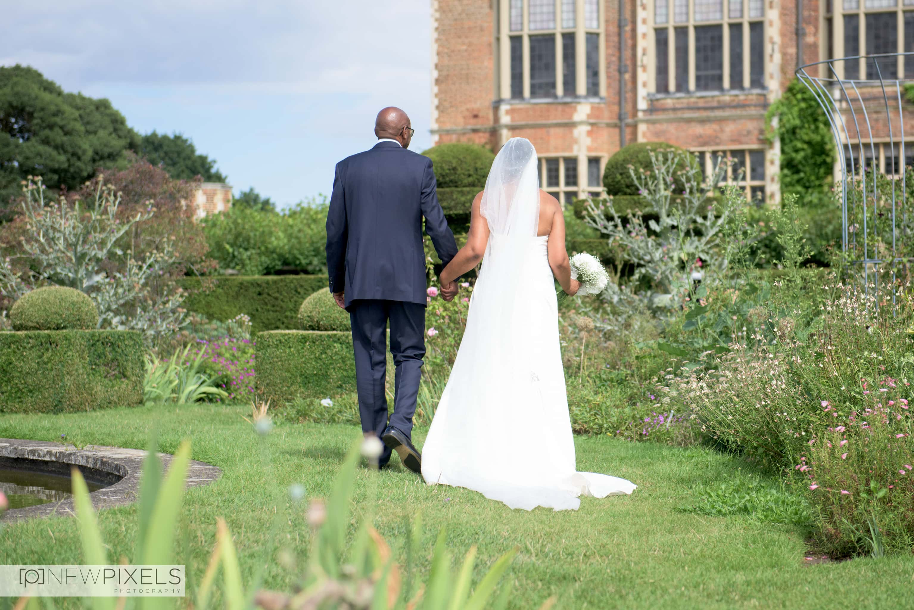 Hatfield House Wedding Photographer-22