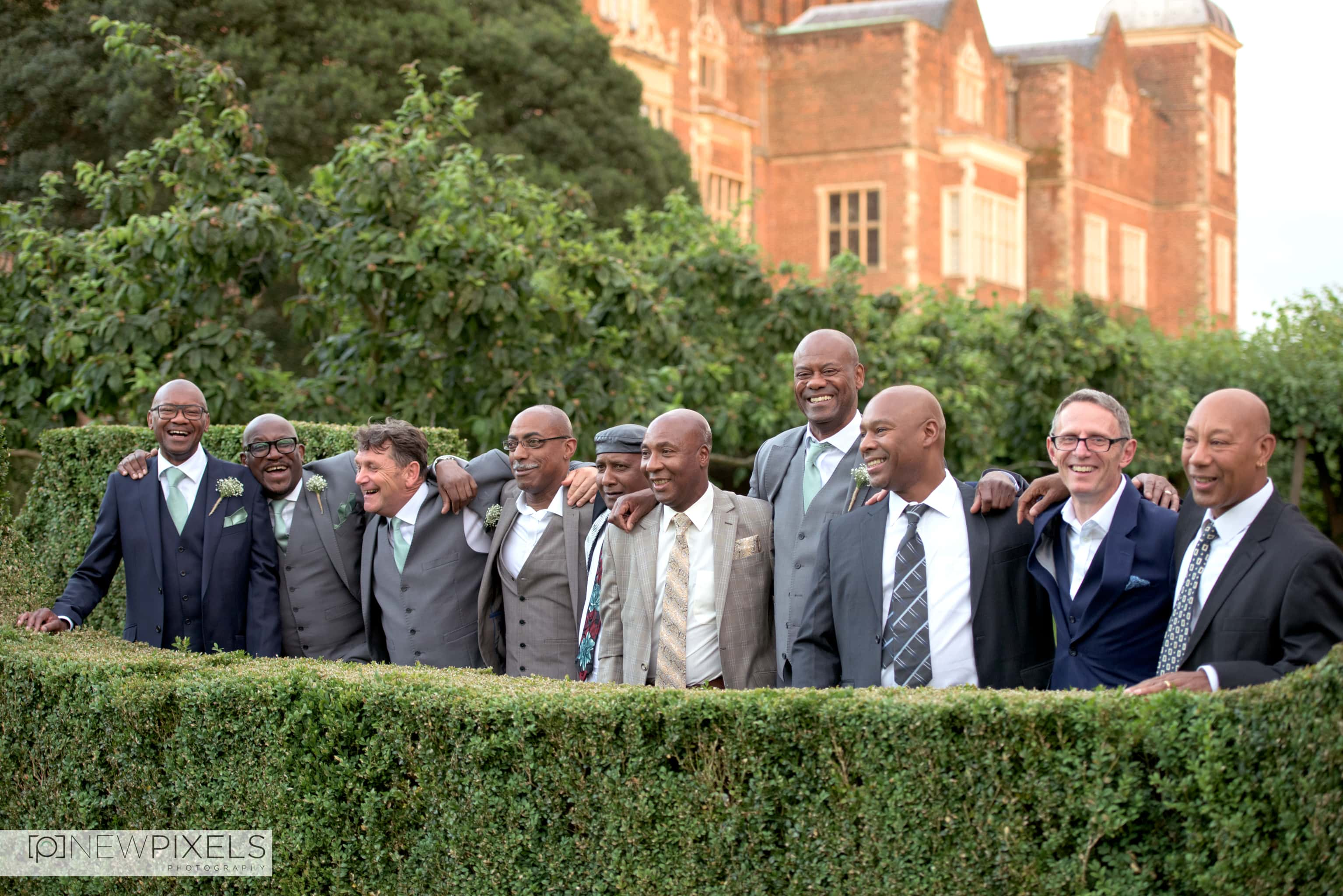 Hatfield House Wedding Photographer-33