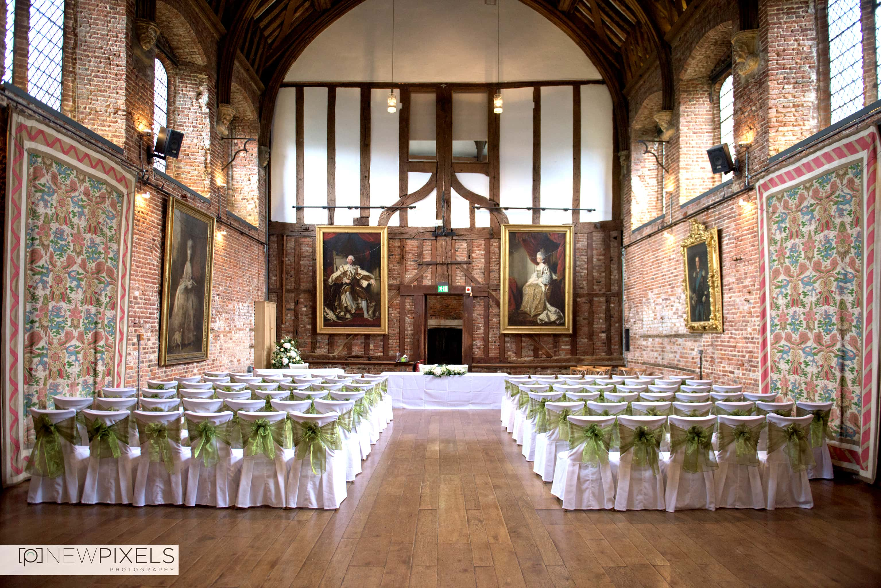 Hatfield House Wedding Photographer-5