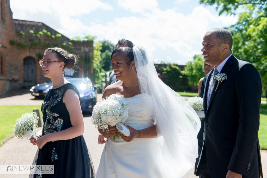 Hatfield House Wedding Photography-12