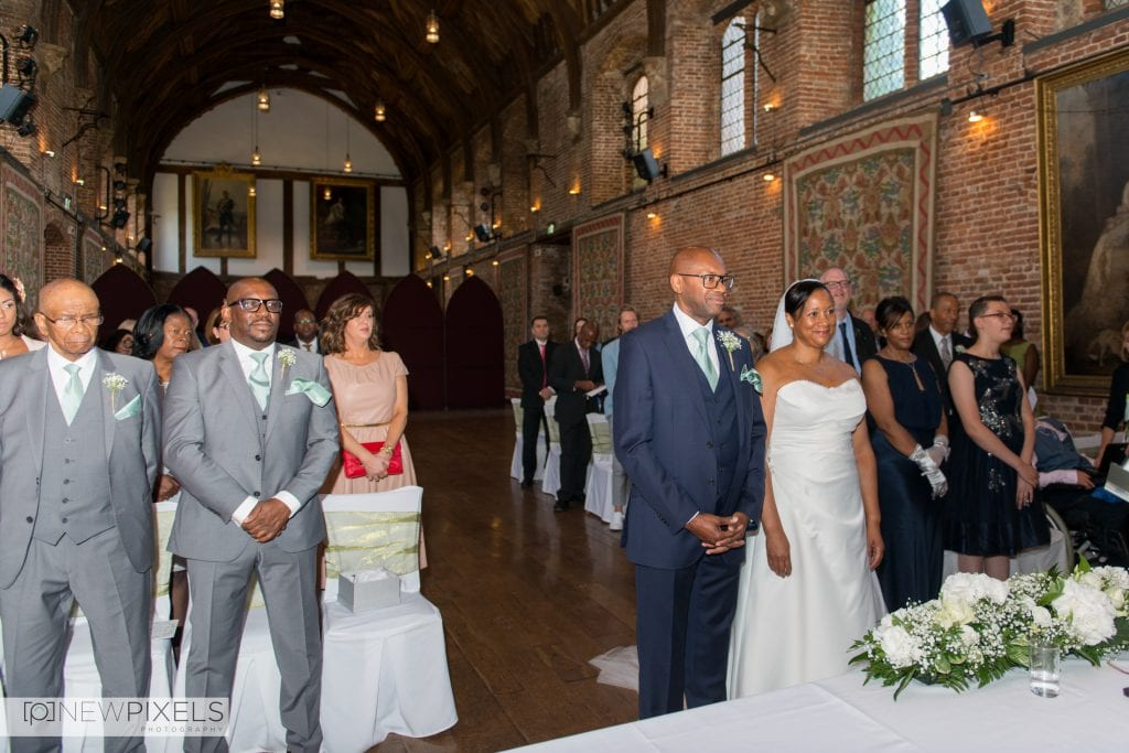 Hatfield House Wedding Photography-14