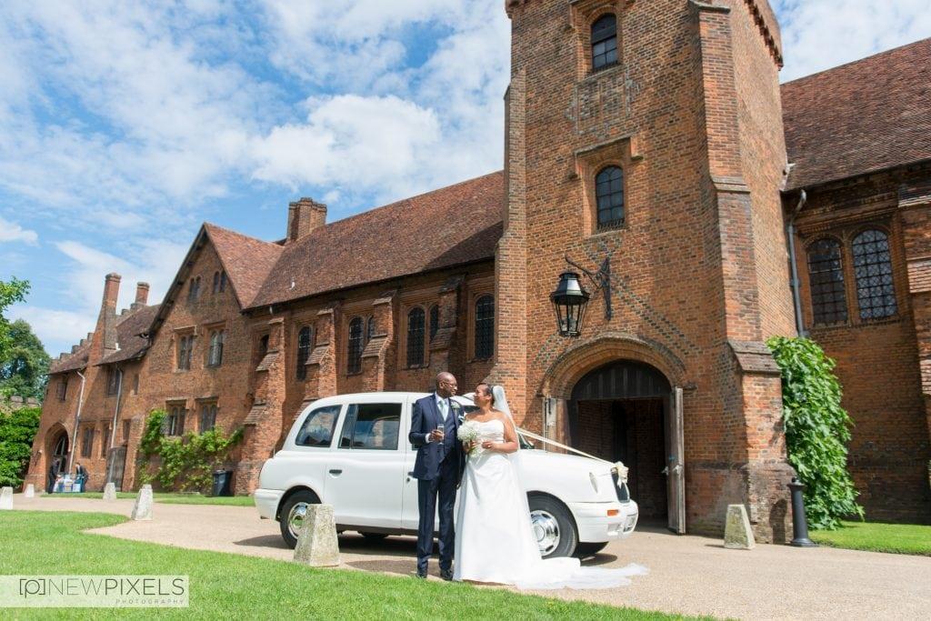 Hatfield House Wedding Photography-19