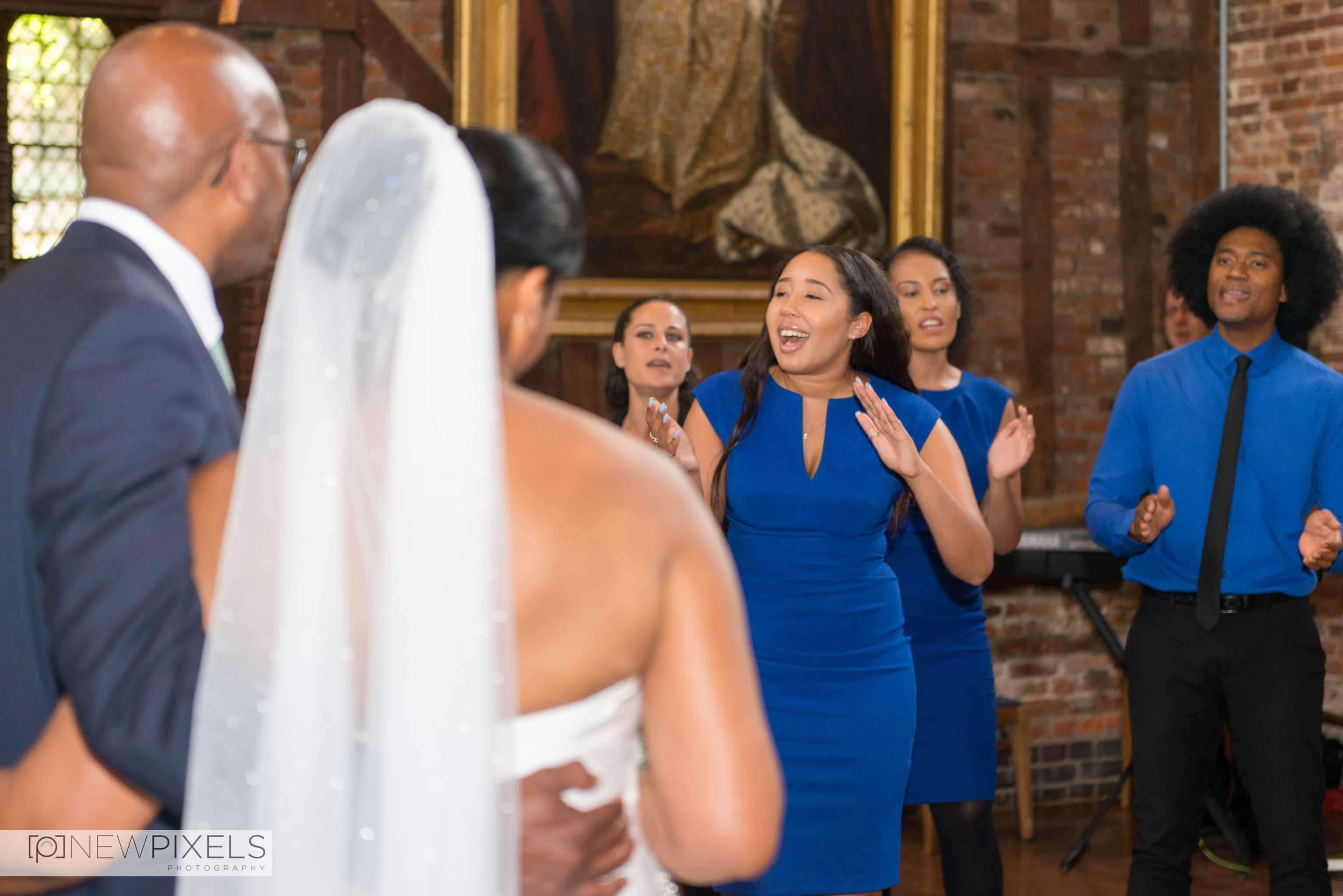 Hatfield House Wedding Photography-21