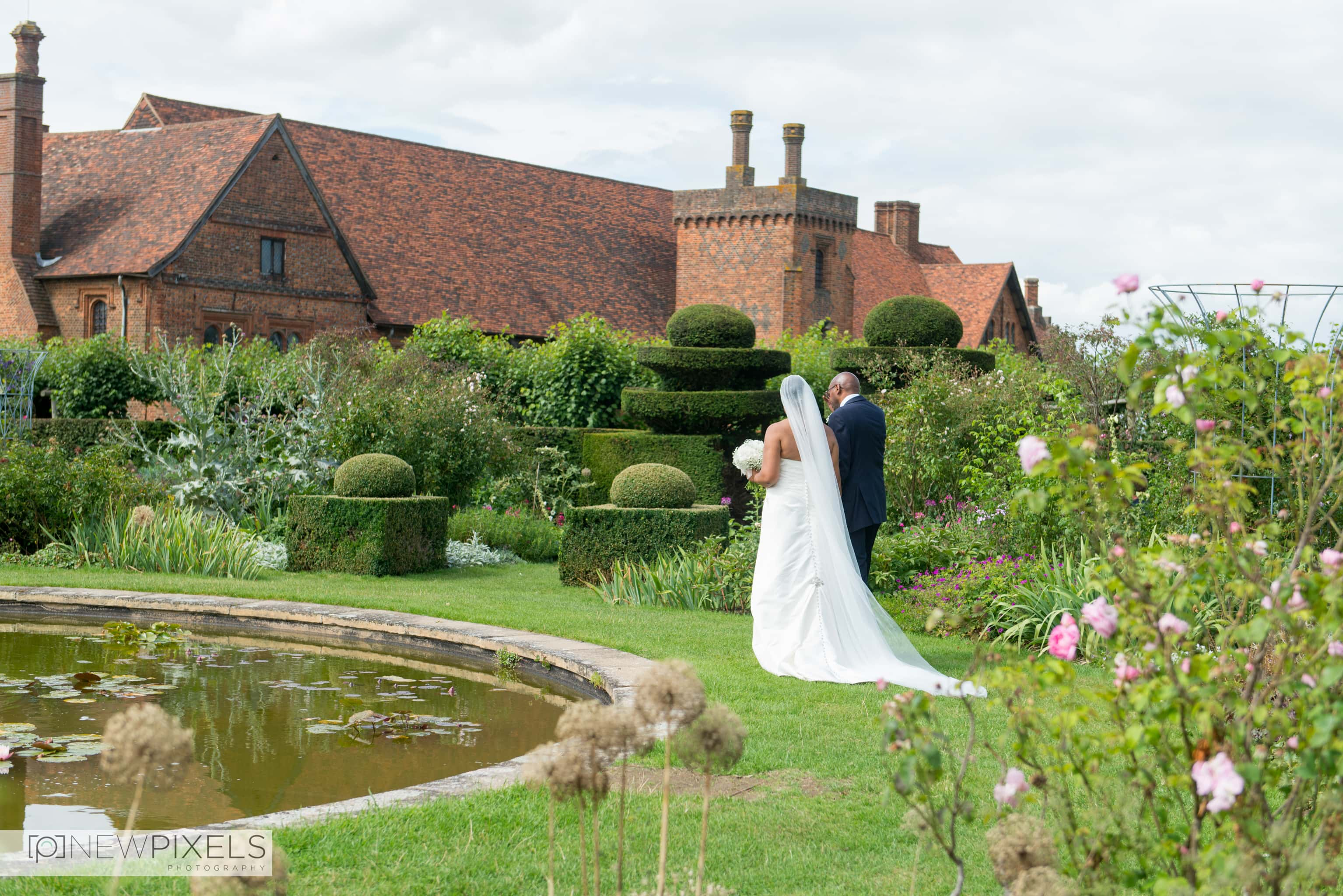 Hatfield House Wedding Photography-24