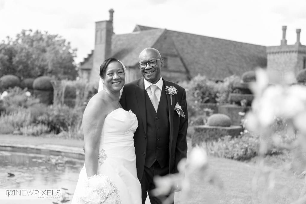 Hatfield House Wedding Photography-26