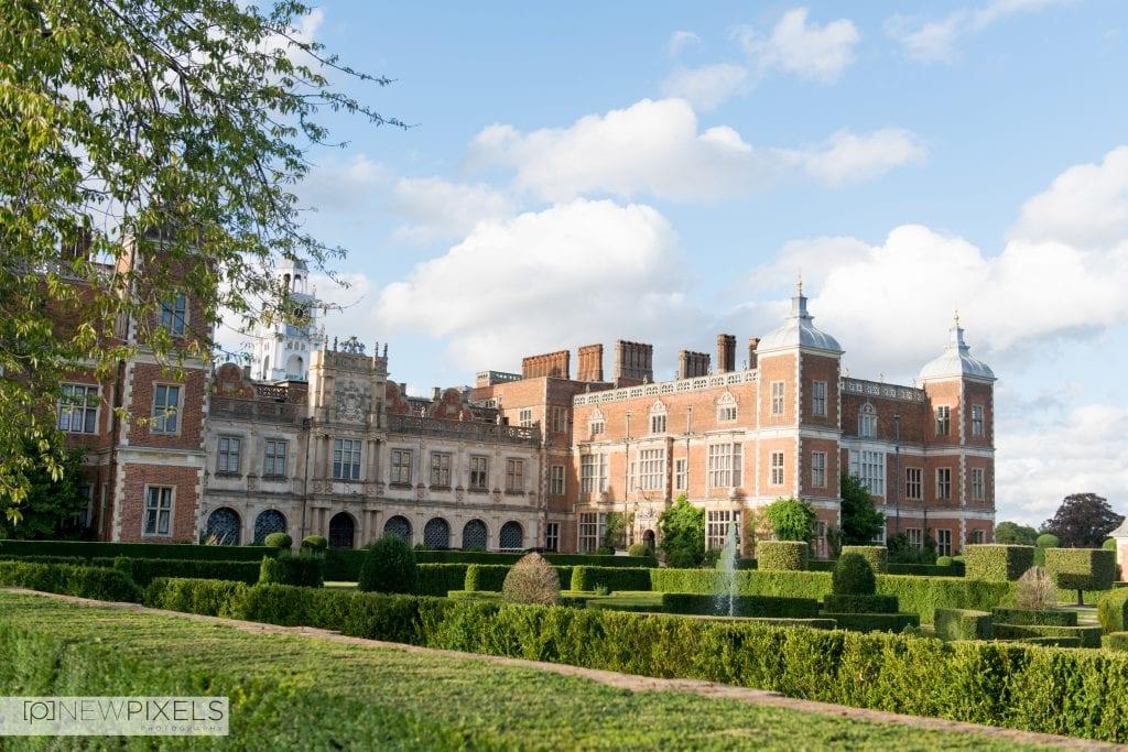 Hatfield House Wedding Photography-35
