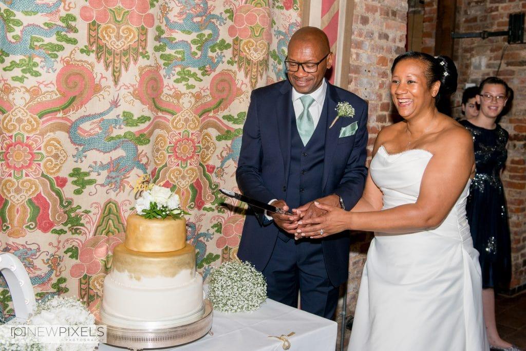 Hatfield House Wedding Photography-42