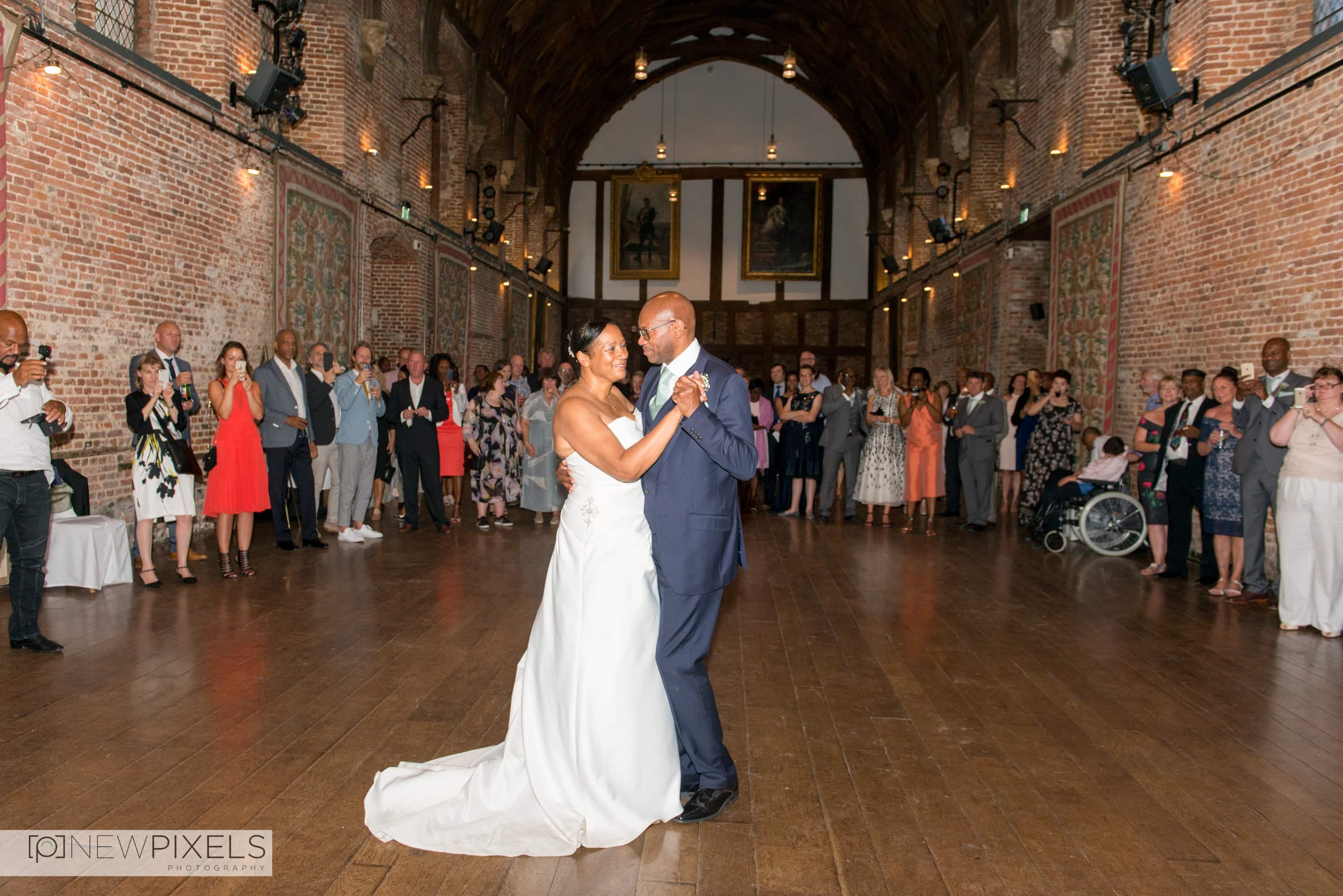 Hatfield House Wedding Photography-43