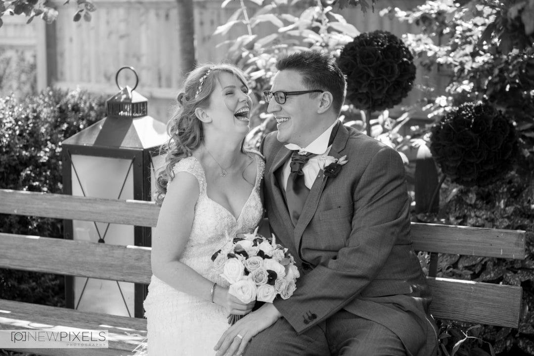 wedding photographer at The Lion Inn Chelmsford
