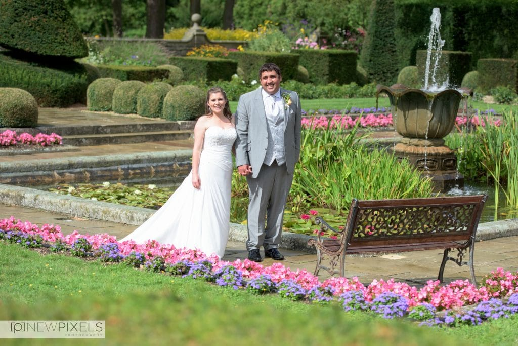 Fanhams Hall Hertfordshire Wedding Photographs-16