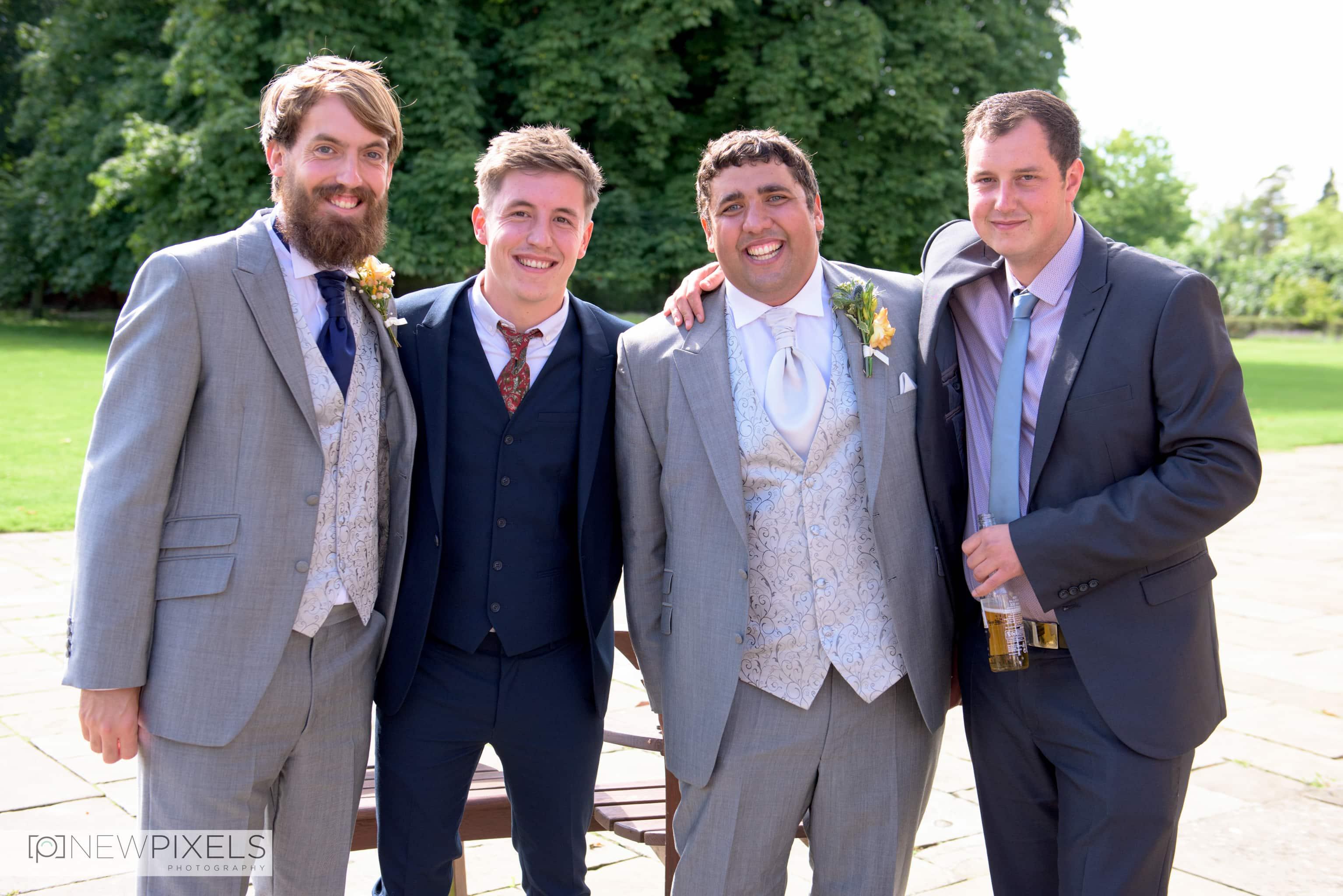 Fanhams Hall Hertfordshire Wedding Photographs-17