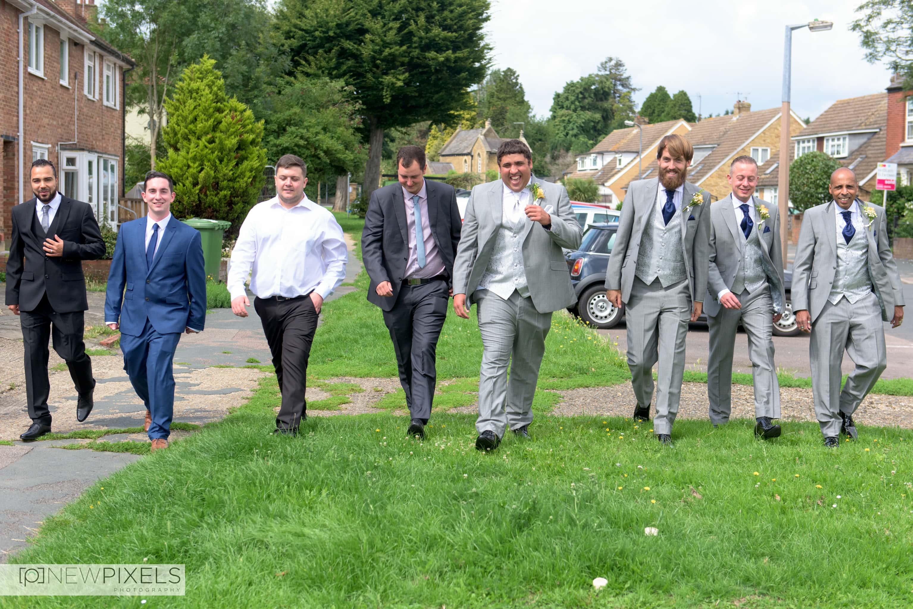 Fanhams Hall Hertfordshire Wedding Photographs-6