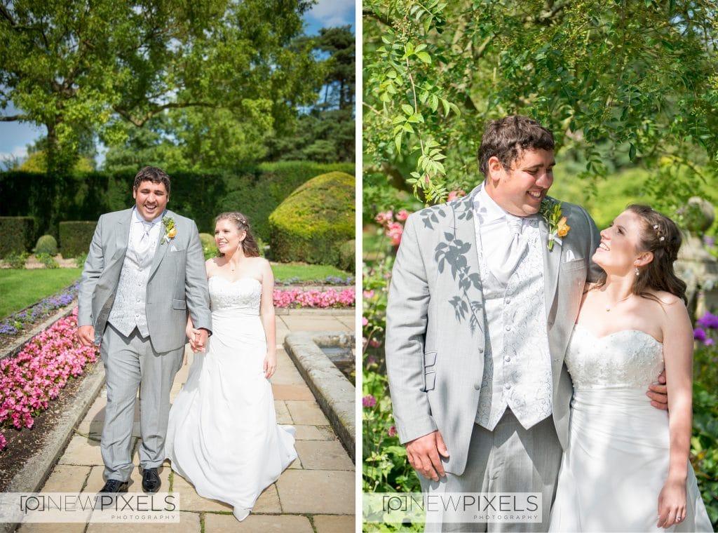Fanhams Hall Wedding Photographer-1