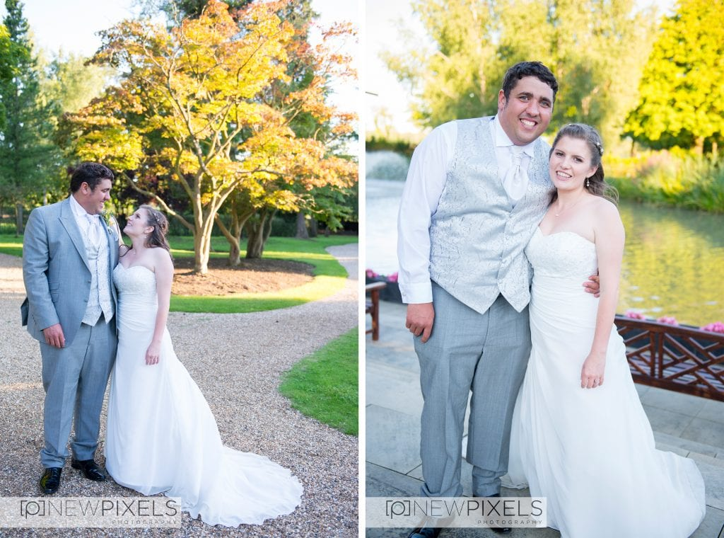Fanhams Hall Wedding Photographer-5