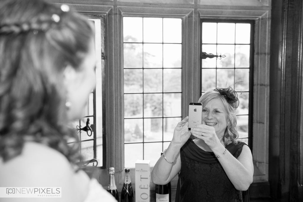 Fanhams Hall Wedding Photography-11
