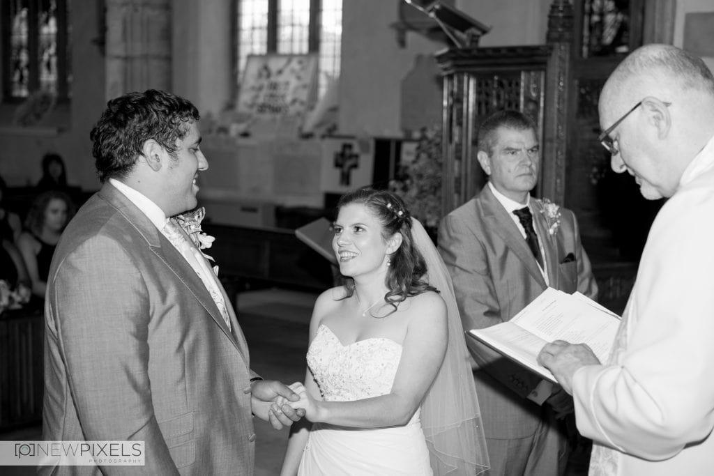 Fanhams Hall Wedding Photography-14