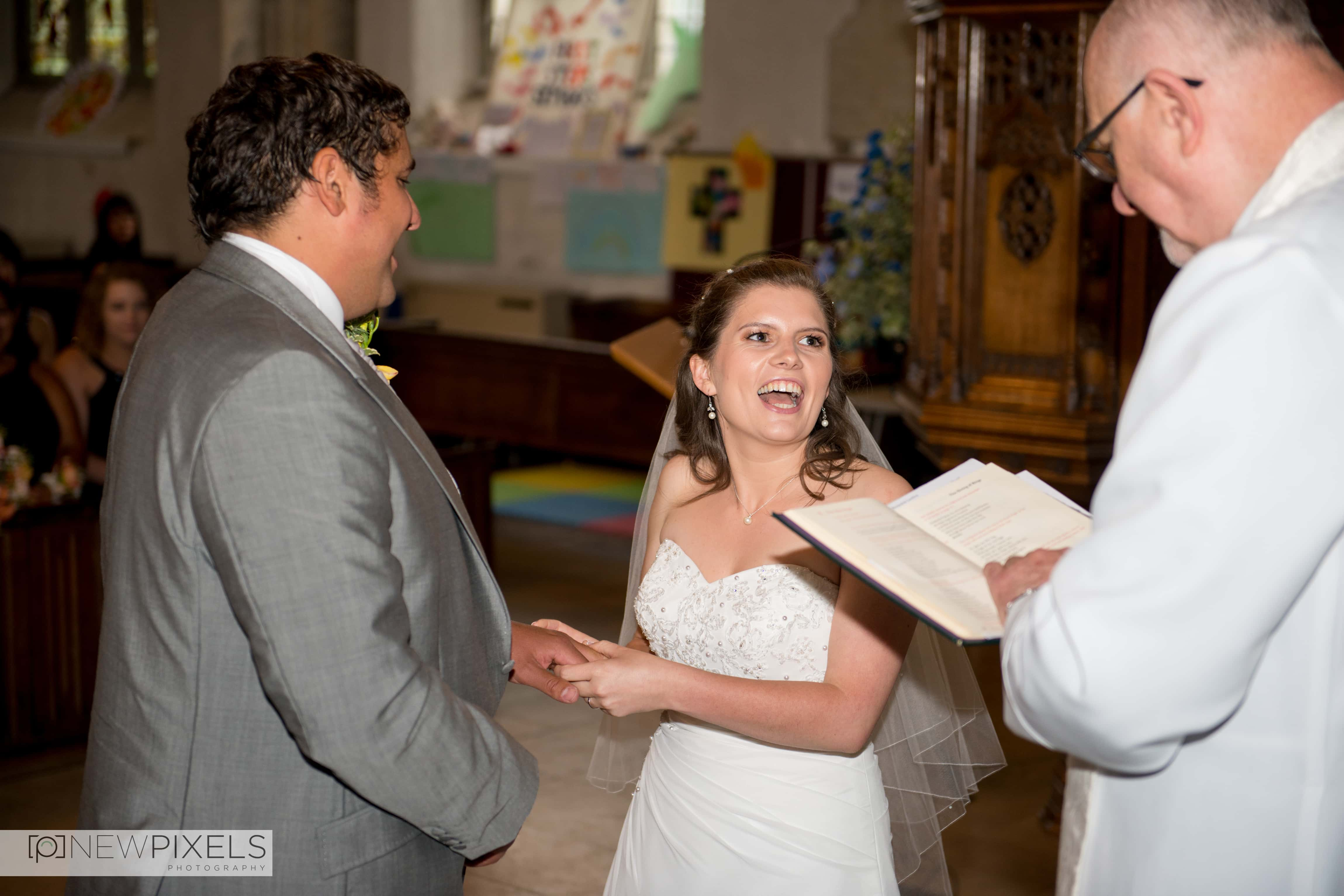 Fanhams Hall Wedding Photography-16