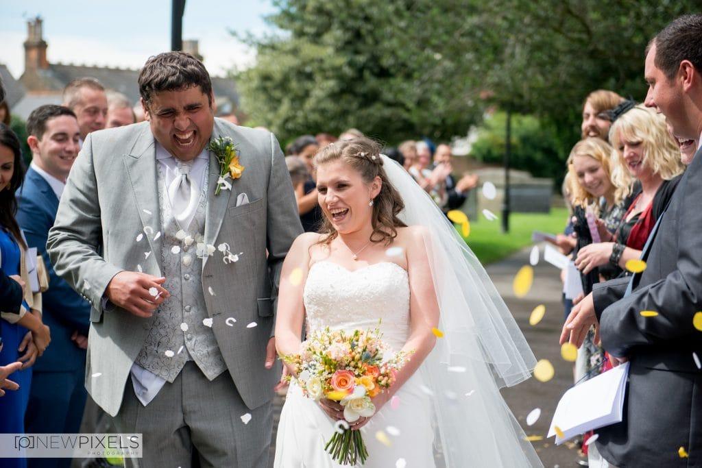 Fanhams Hall Wedding Photography-18
