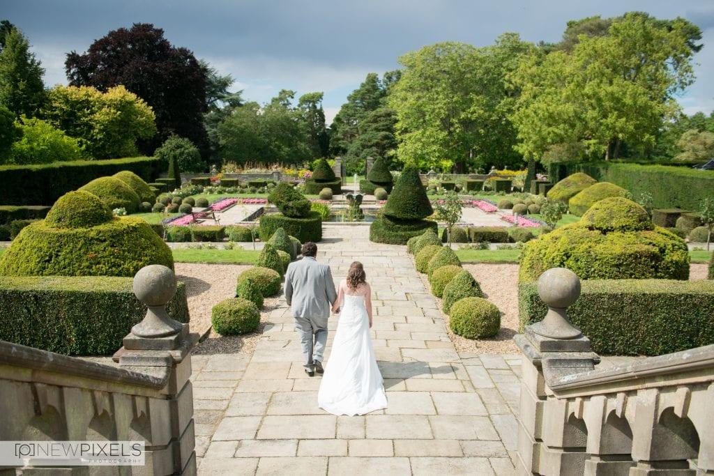 Fanhams Hall Wedding Photography-22