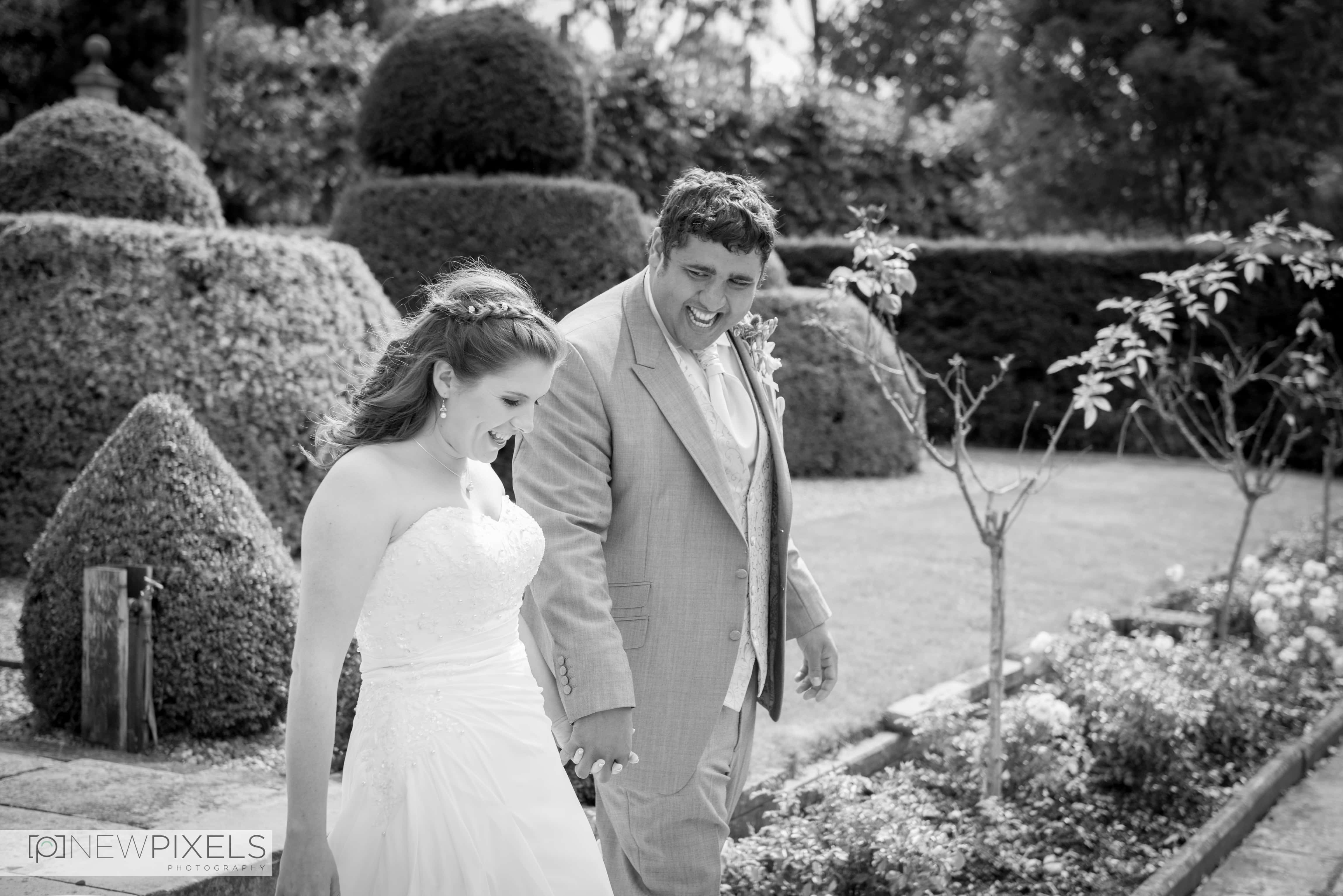 Fanhams Hall Wedding Photography-23