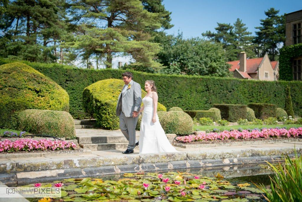 Fanhams Hall Wedding Photography-25