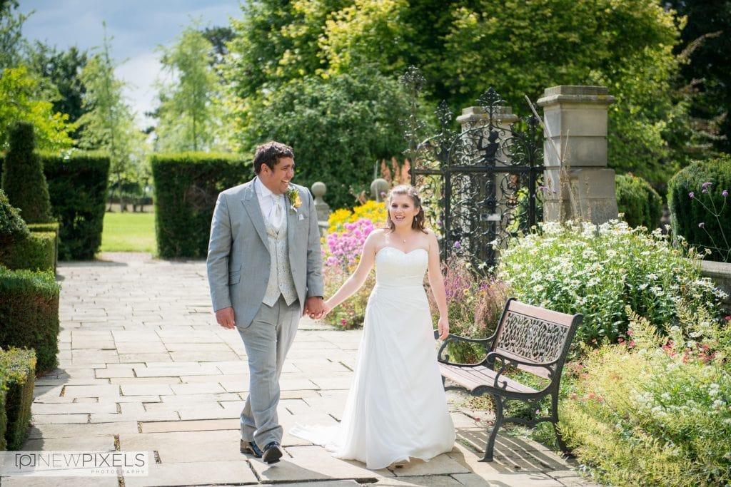 Fanhams Hall Wedding Photography-26