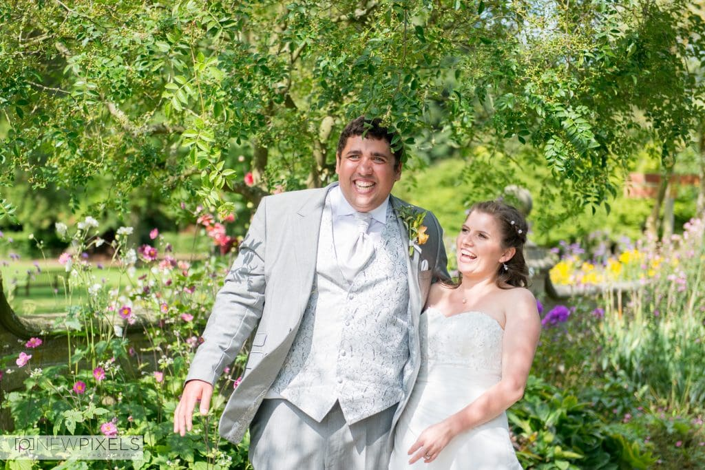 Fanhams Hall Wedding Photography-27