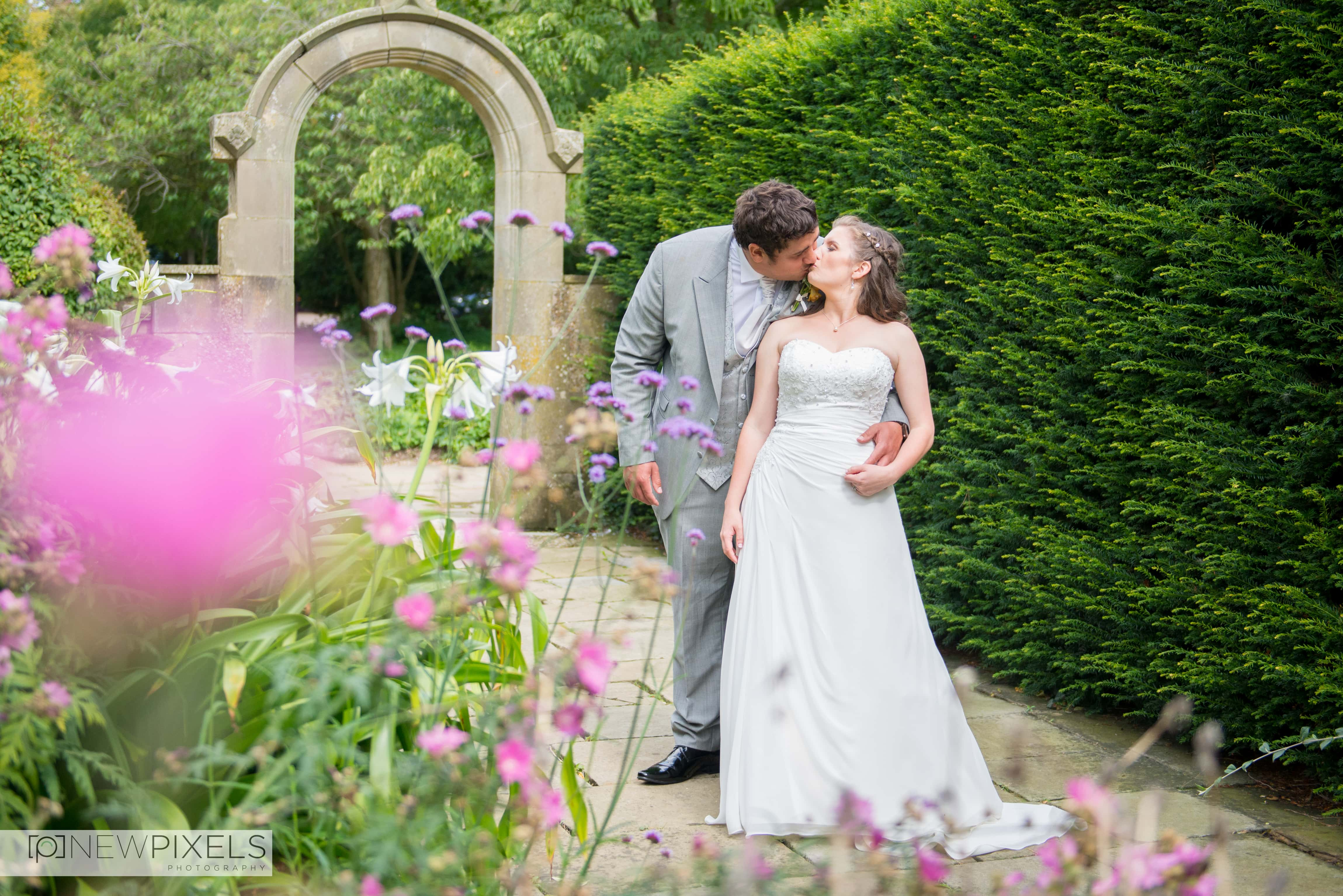 Fanhams Hall Wedding Photography-28