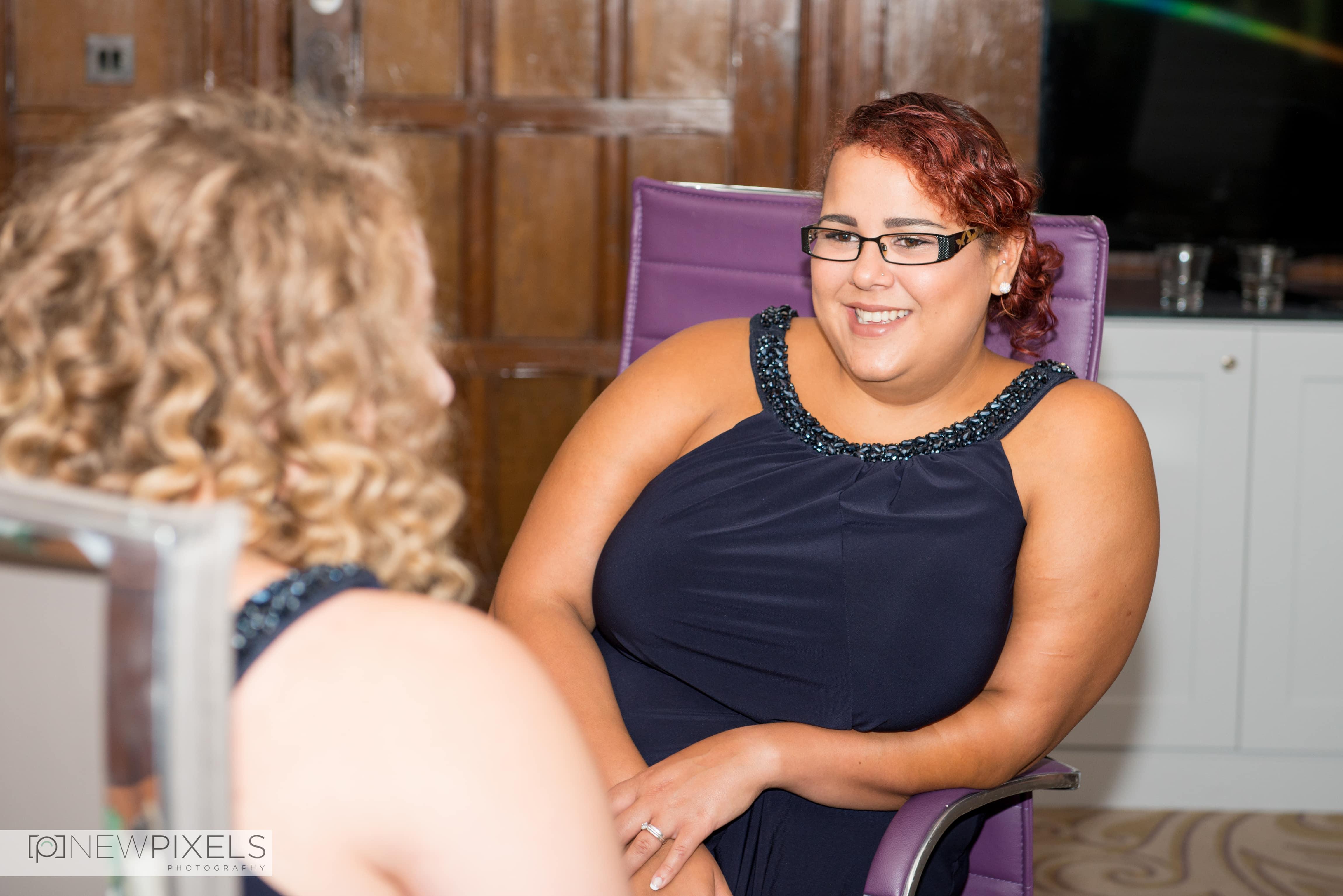Fanhams Hall Wedding Photography-3