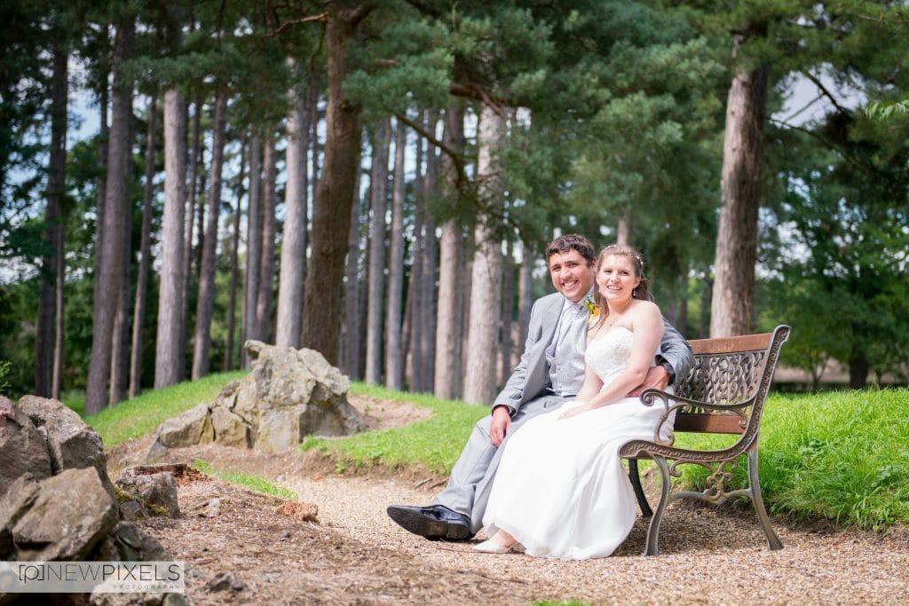 Fanhams Hall Wedding Photography-30