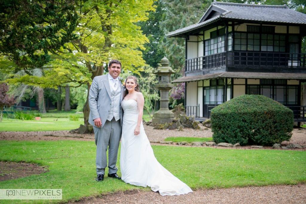 Fanhams Hall Wedding Photography-31