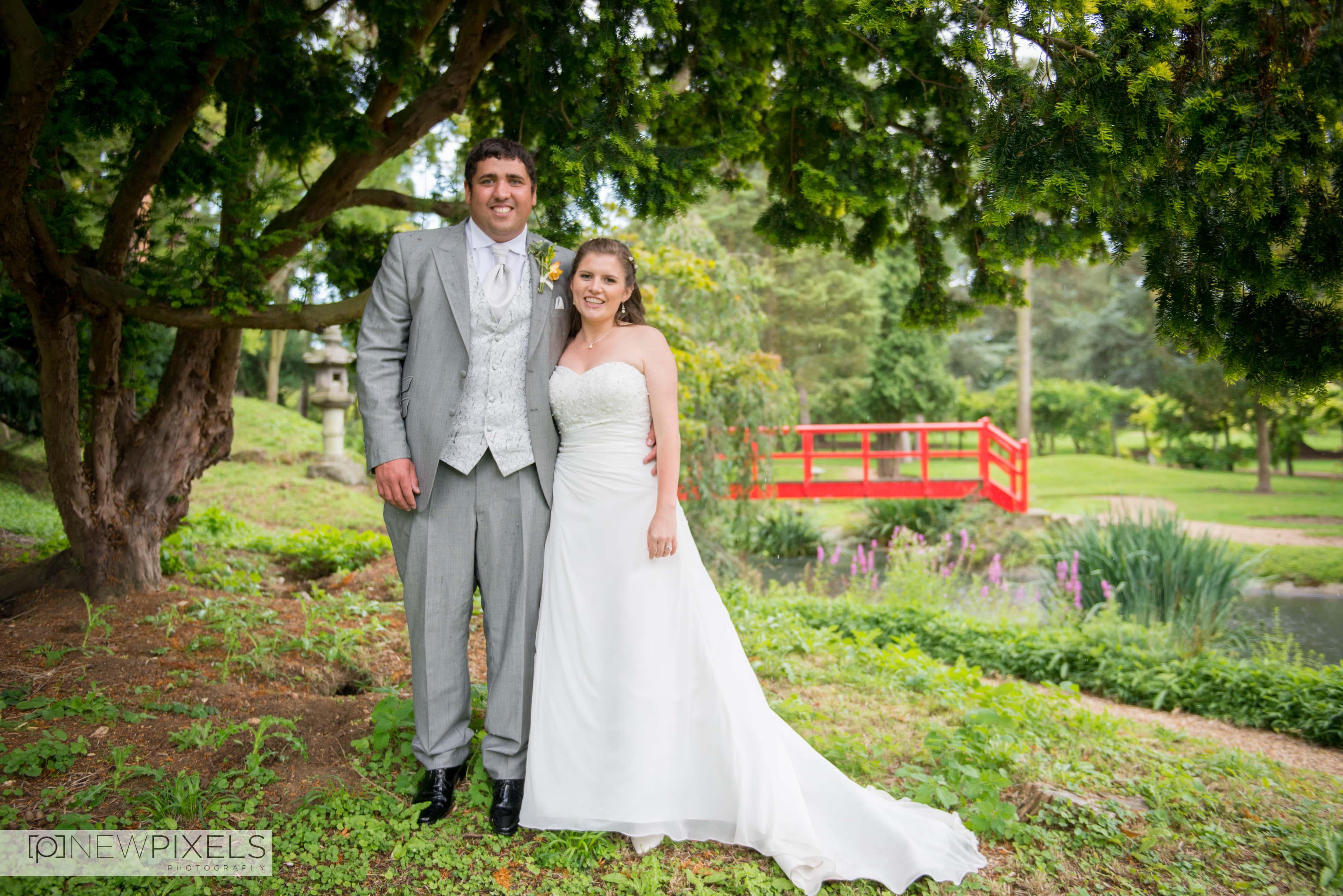 Fanhams Hall Wedding Photography-33