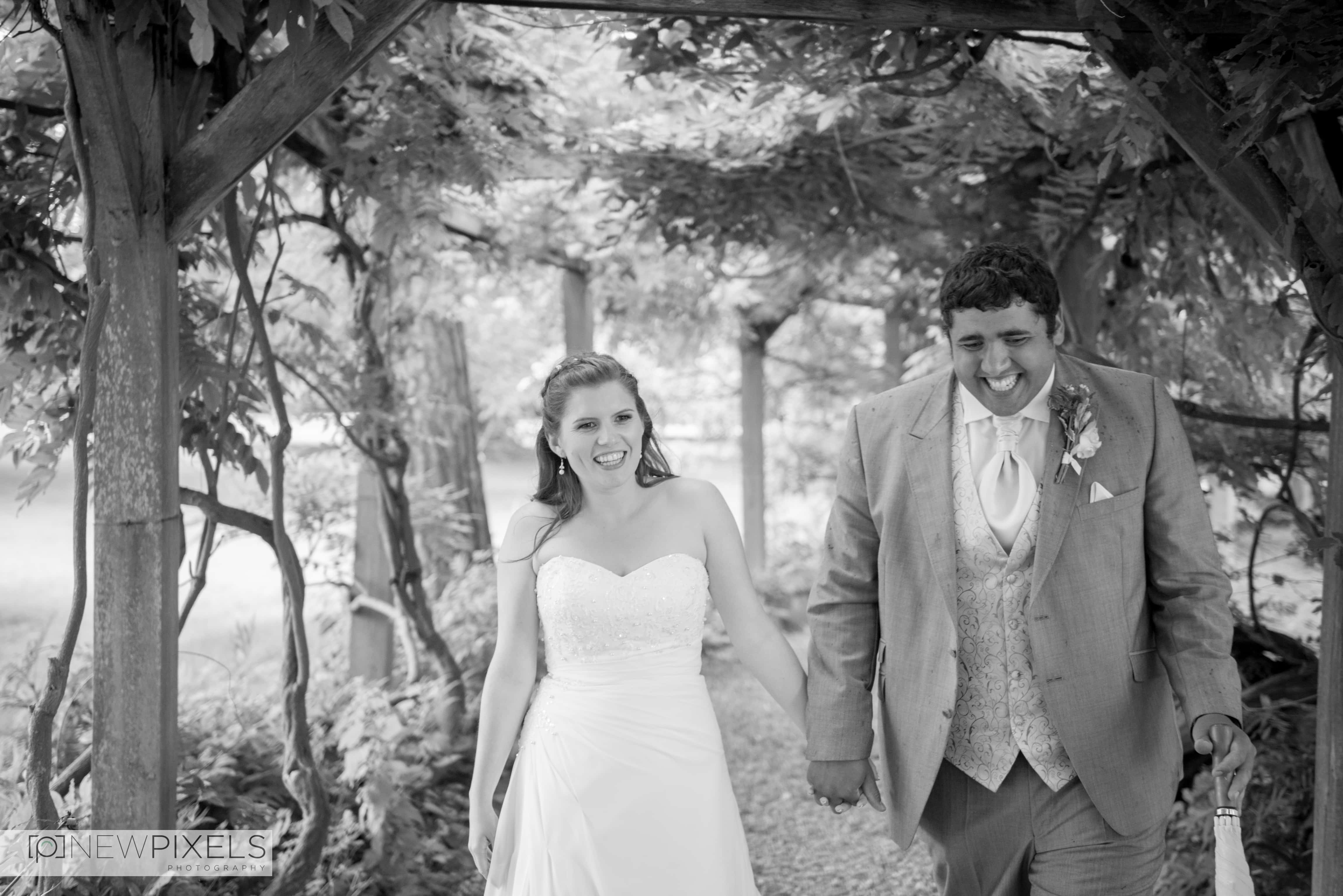 Fanhams Hall Wedding Photography-35