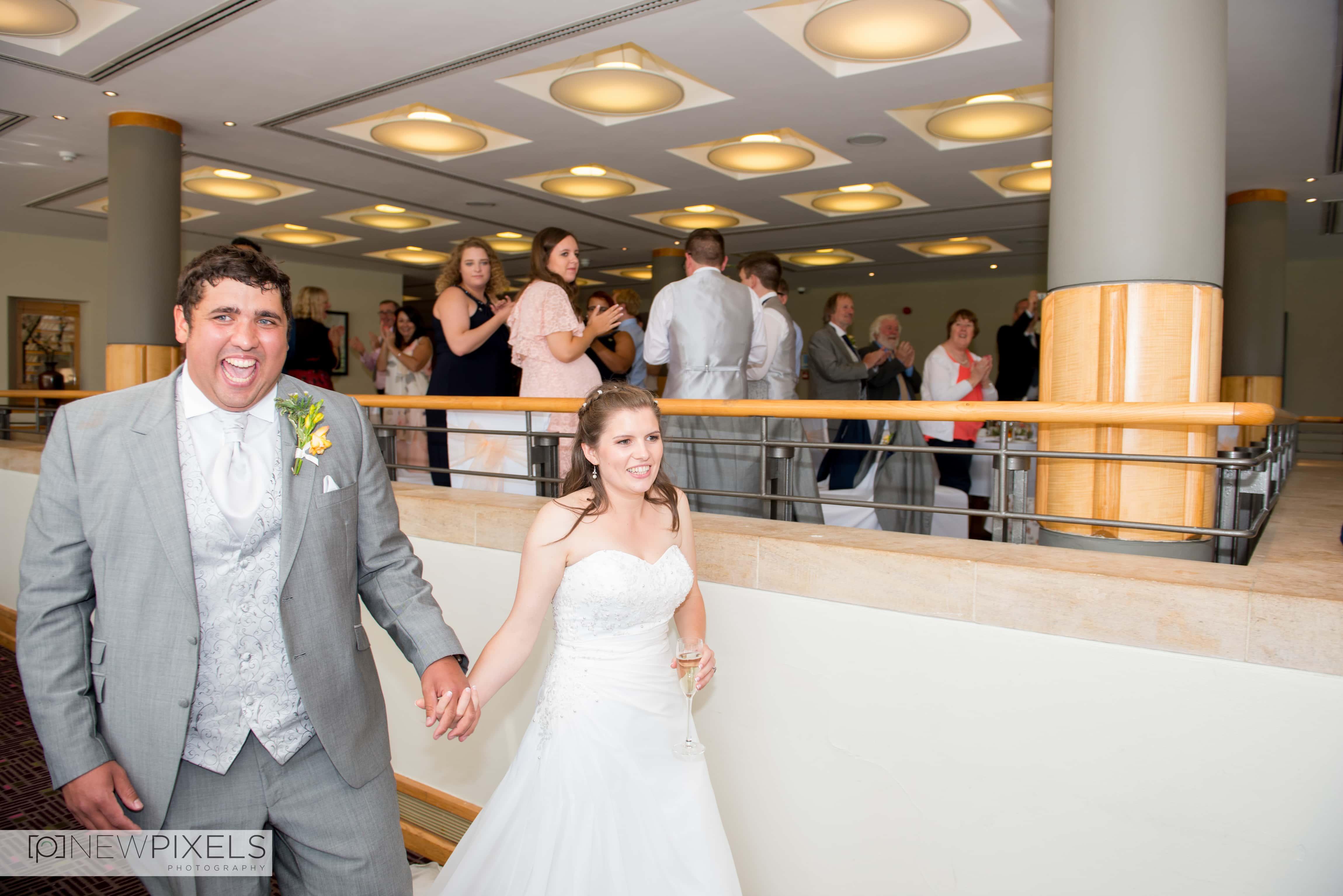 Fanhams Hall Wedding Photography-36