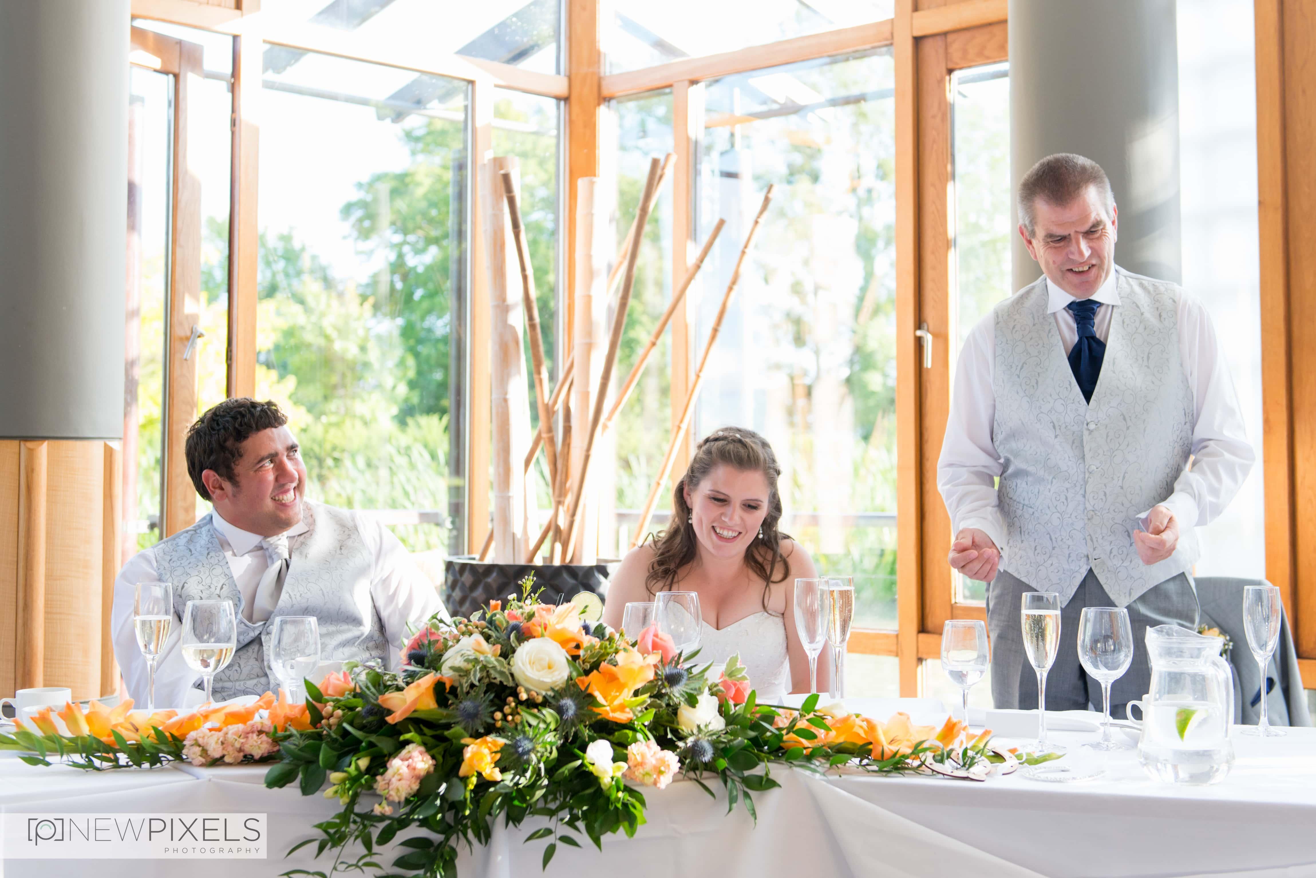 Fanhams Hall Wedding Photography-37