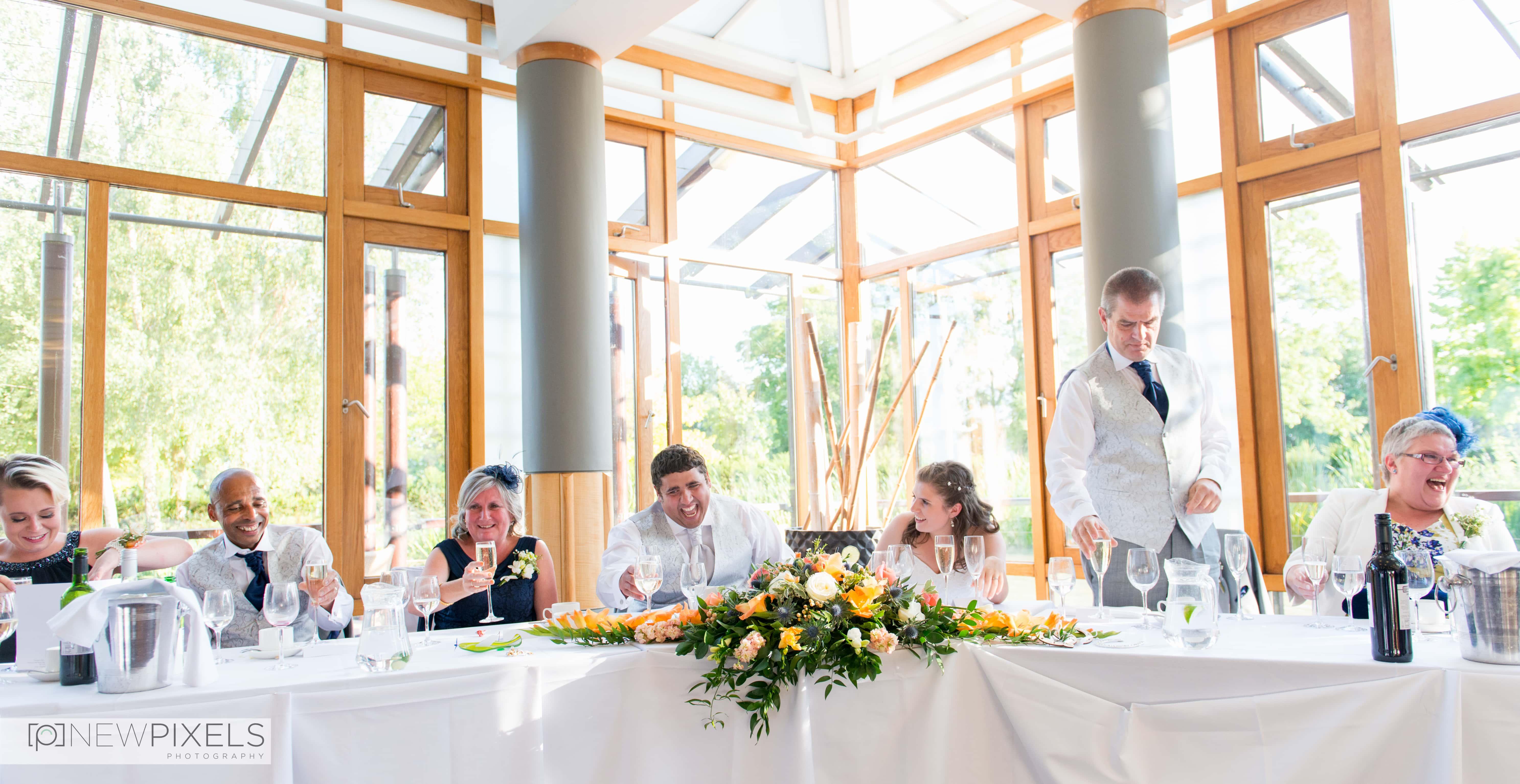 Fanhams Hall Wedding Photography-41