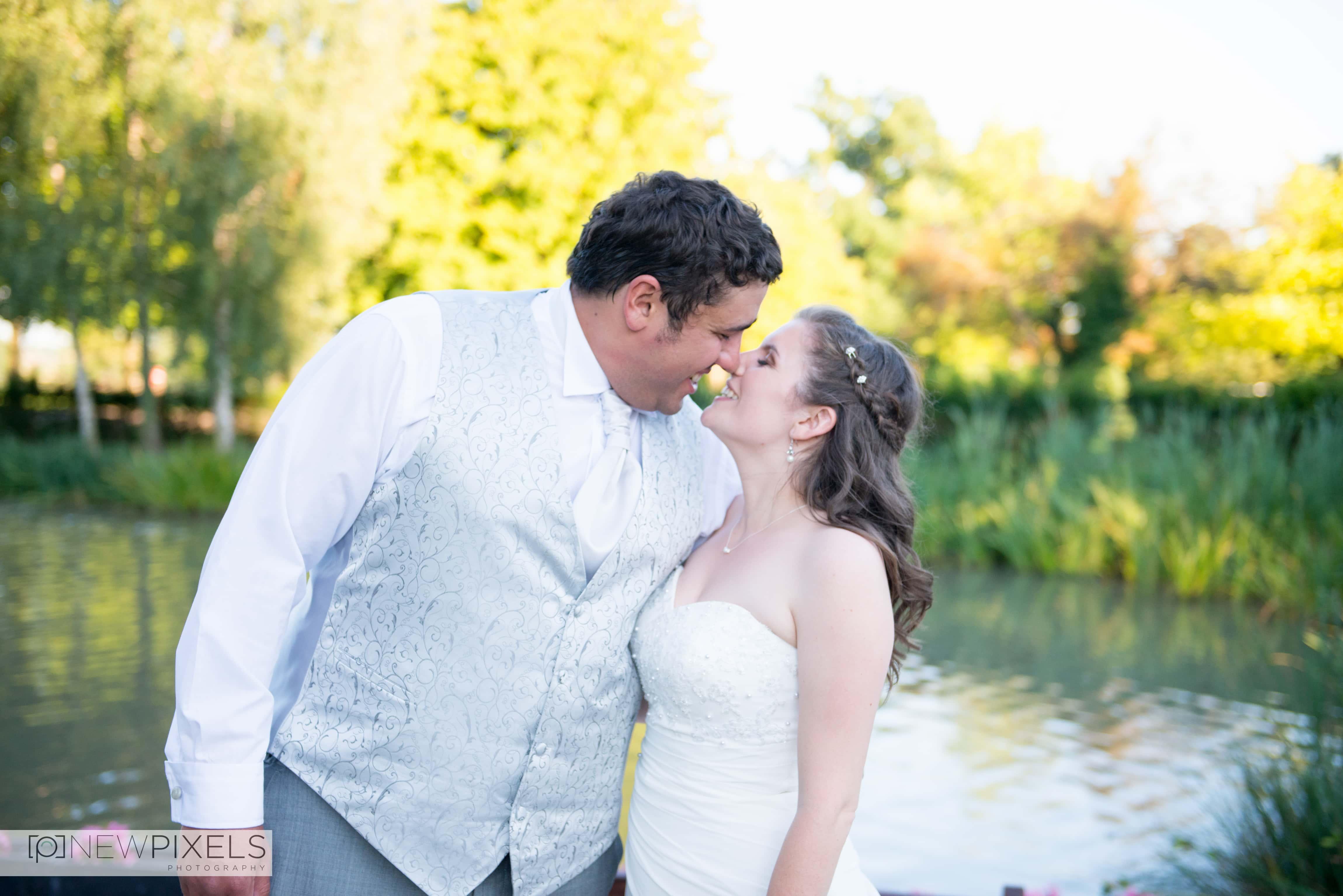 Fanhams Hall Wedding Photography-43