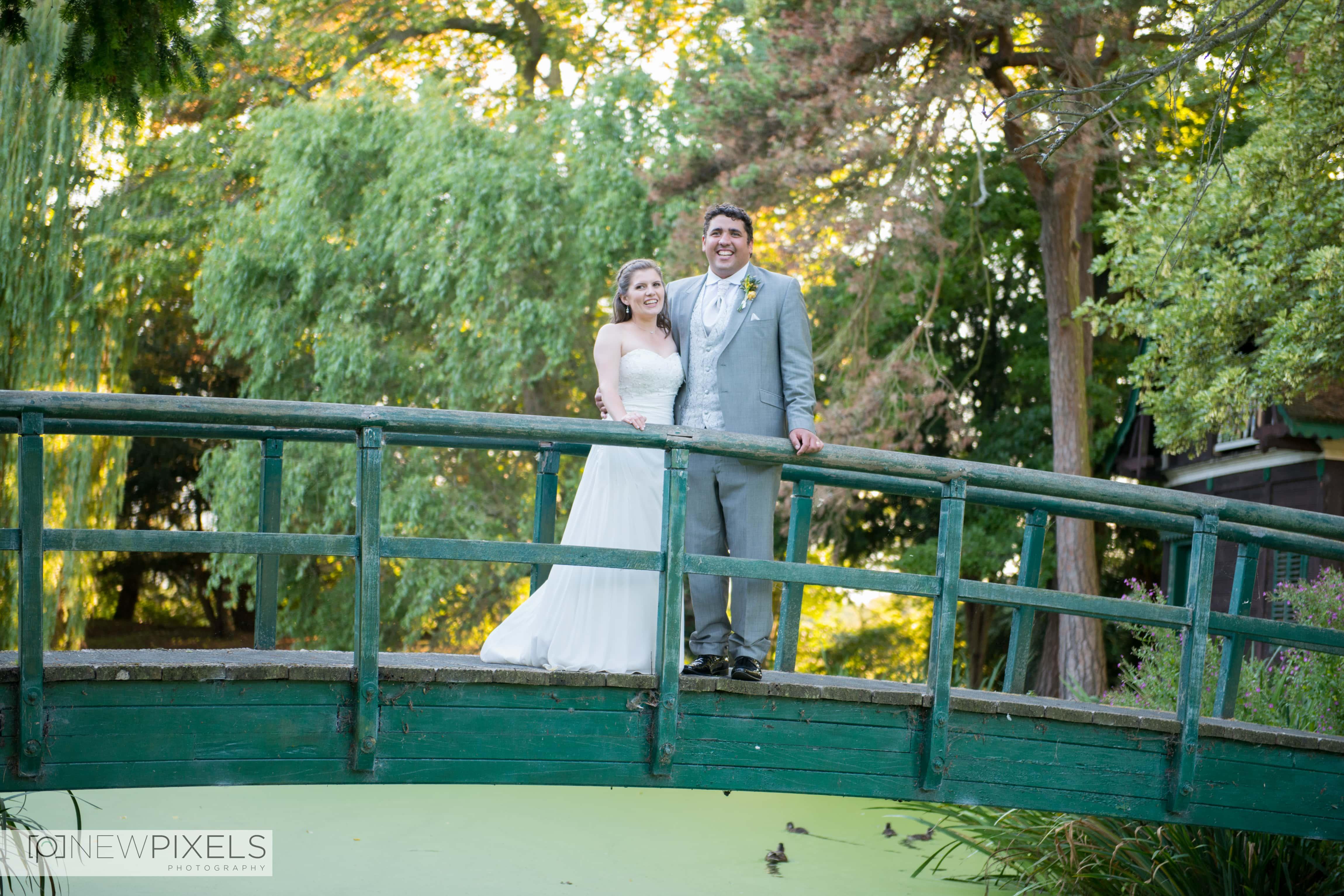 Fanhams Hall Wedding Photography-45