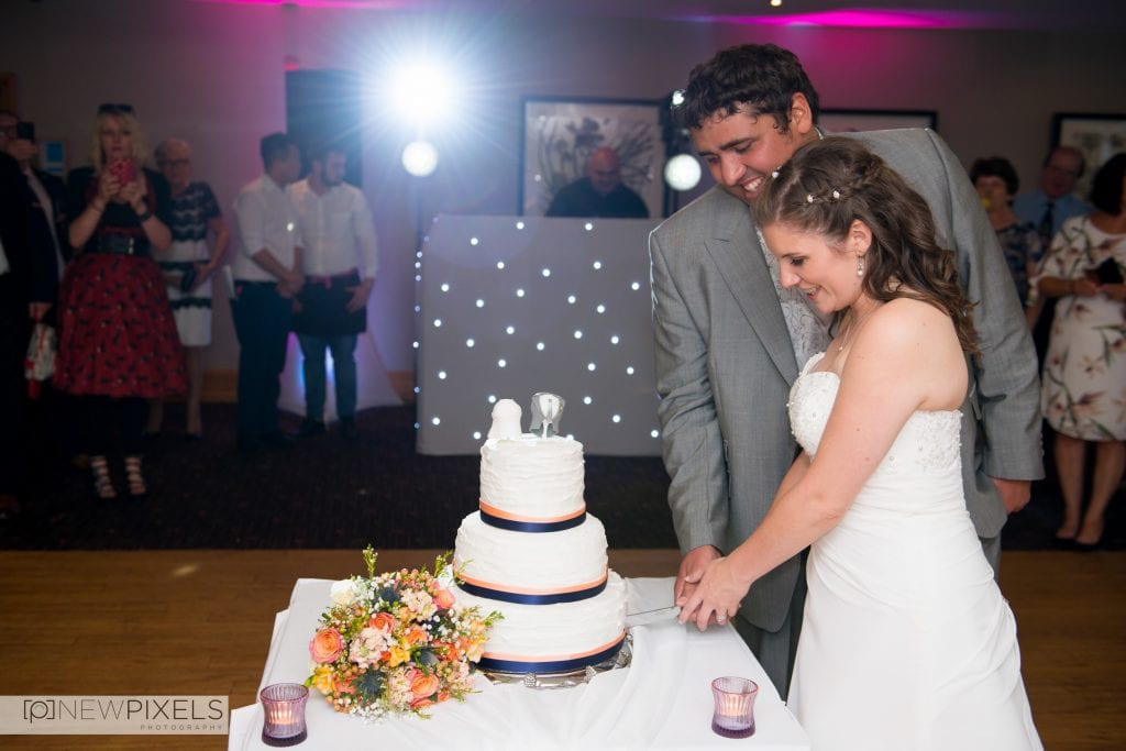 Fanhams Hall Wedding Photography-47